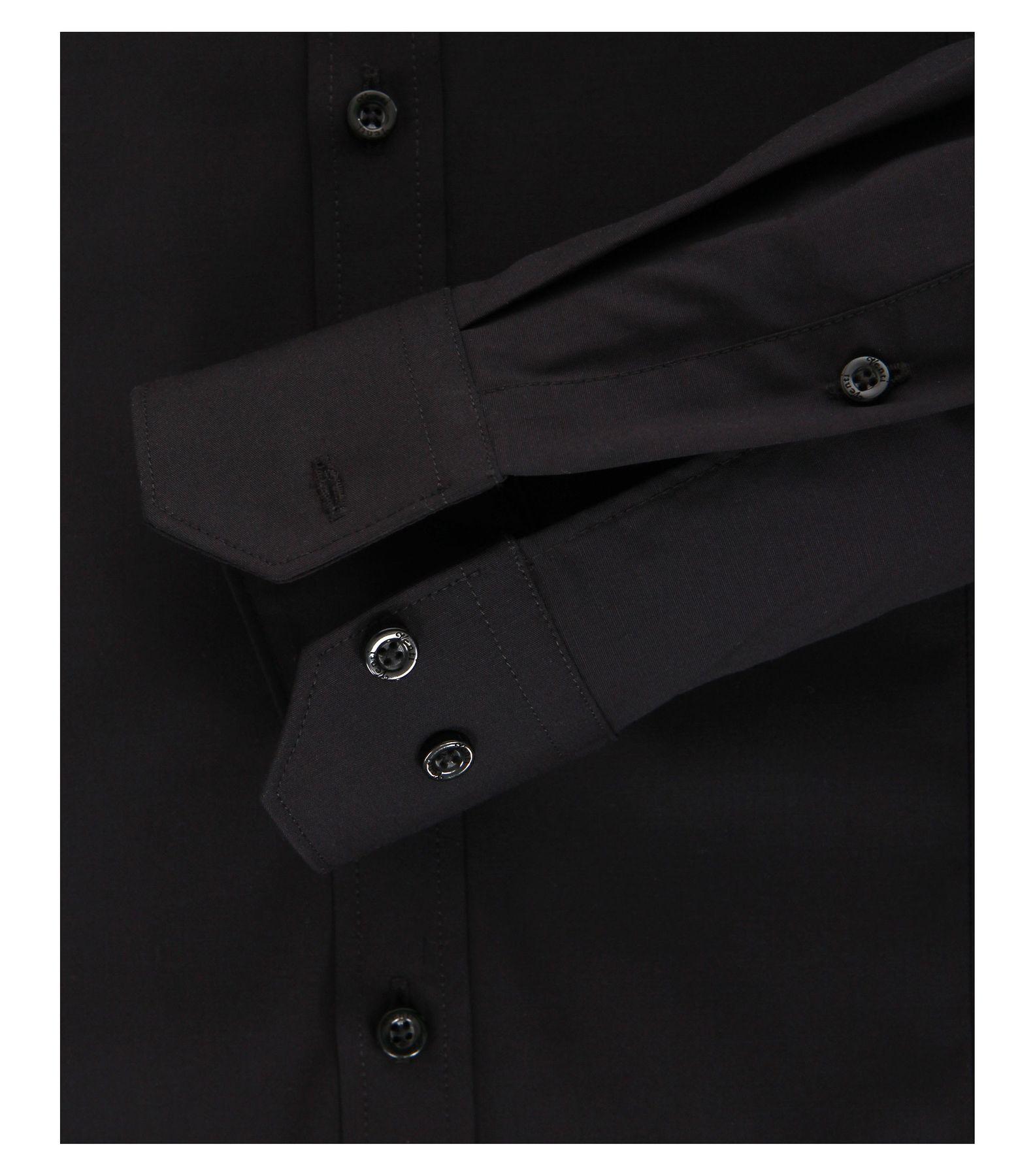 Venti - Body Fit/Super Slim Fit - Bügelfreies Herren Langarm Hemd in diversen Farben (001470) – Bild 16