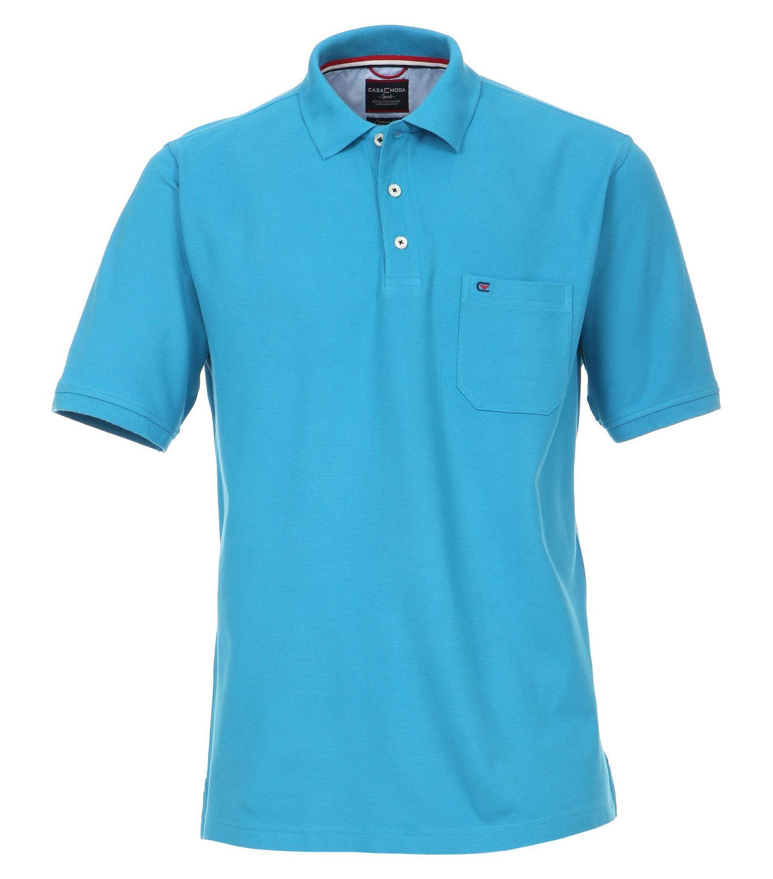 Casa Moda - Herren Polo Shirt mit Brusttasche in verschiedenen Farben S-6XL (004270) – Bild 19
