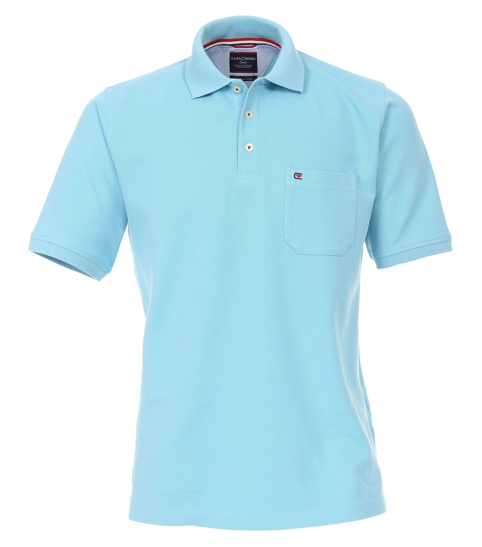 Casa Moda - Herren Polo Shirt mit Brusttasche in verschiedenen Farben S-6XL (004270) – Bild 24