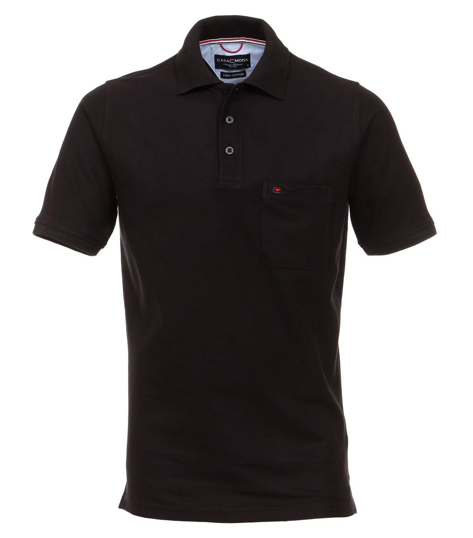 Casa Moda - Herren Polo Shirt mit Brusttasche in verschiedenen Farben S-6XL (004270)