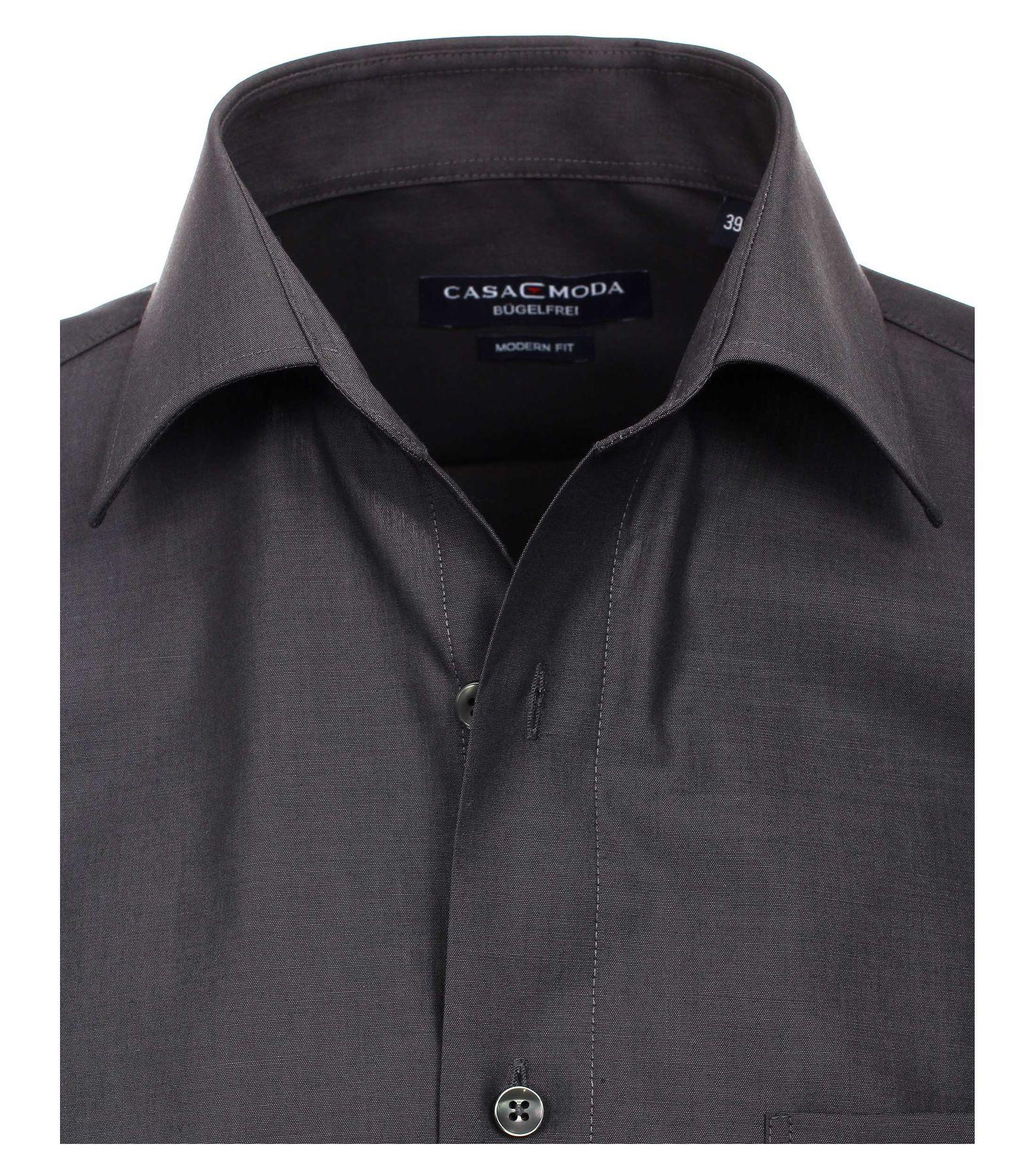 Casamoda - Modern Fit - Bügelfreies Herren Business Langarm Hemd verschiedene Farben (006560A) – Bild 19