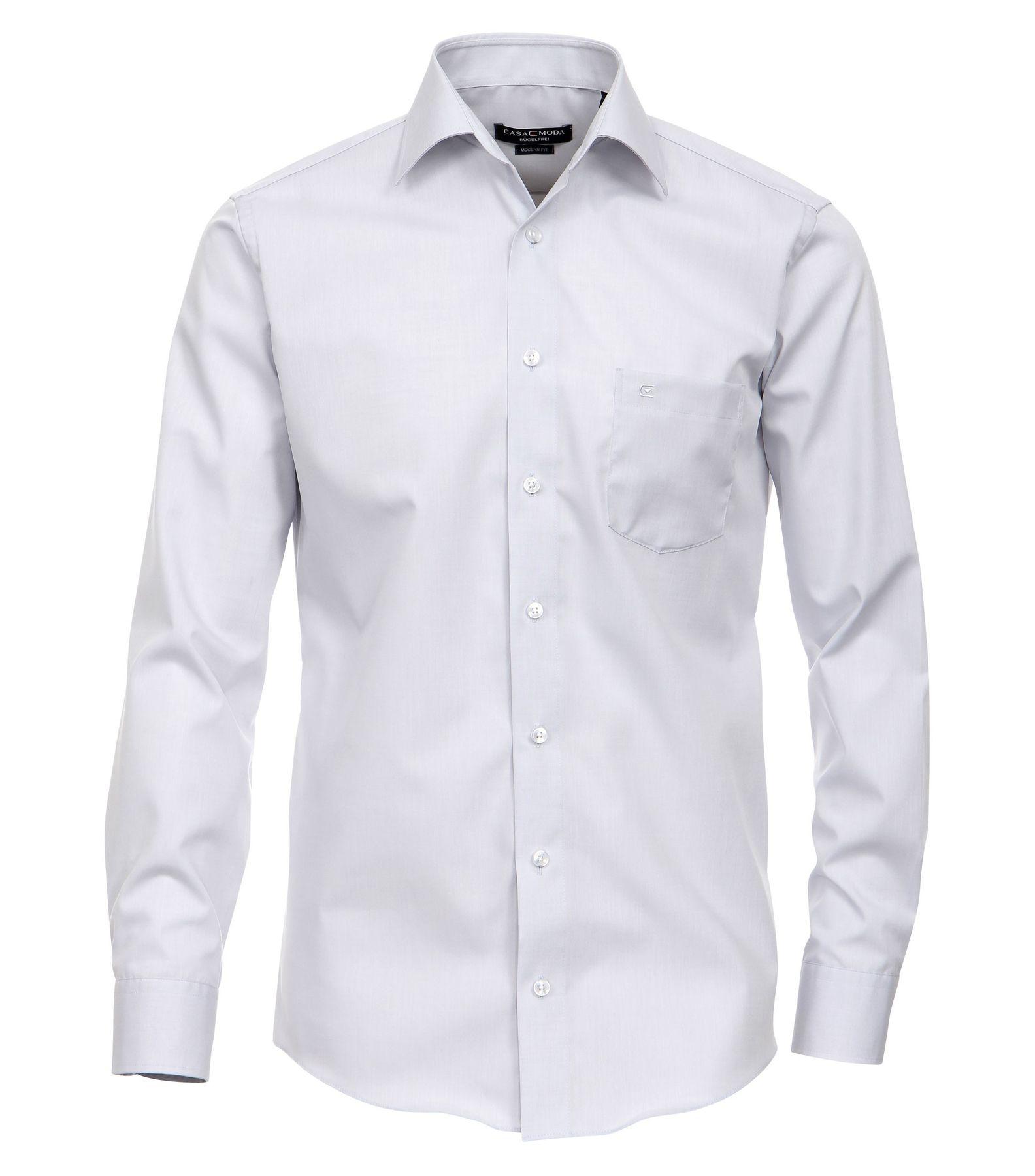 Casamoda - Modern Fit - Bügelfreies Herren Business Langarm Hemd verschiedene Farben (006560A) – Bild 21
