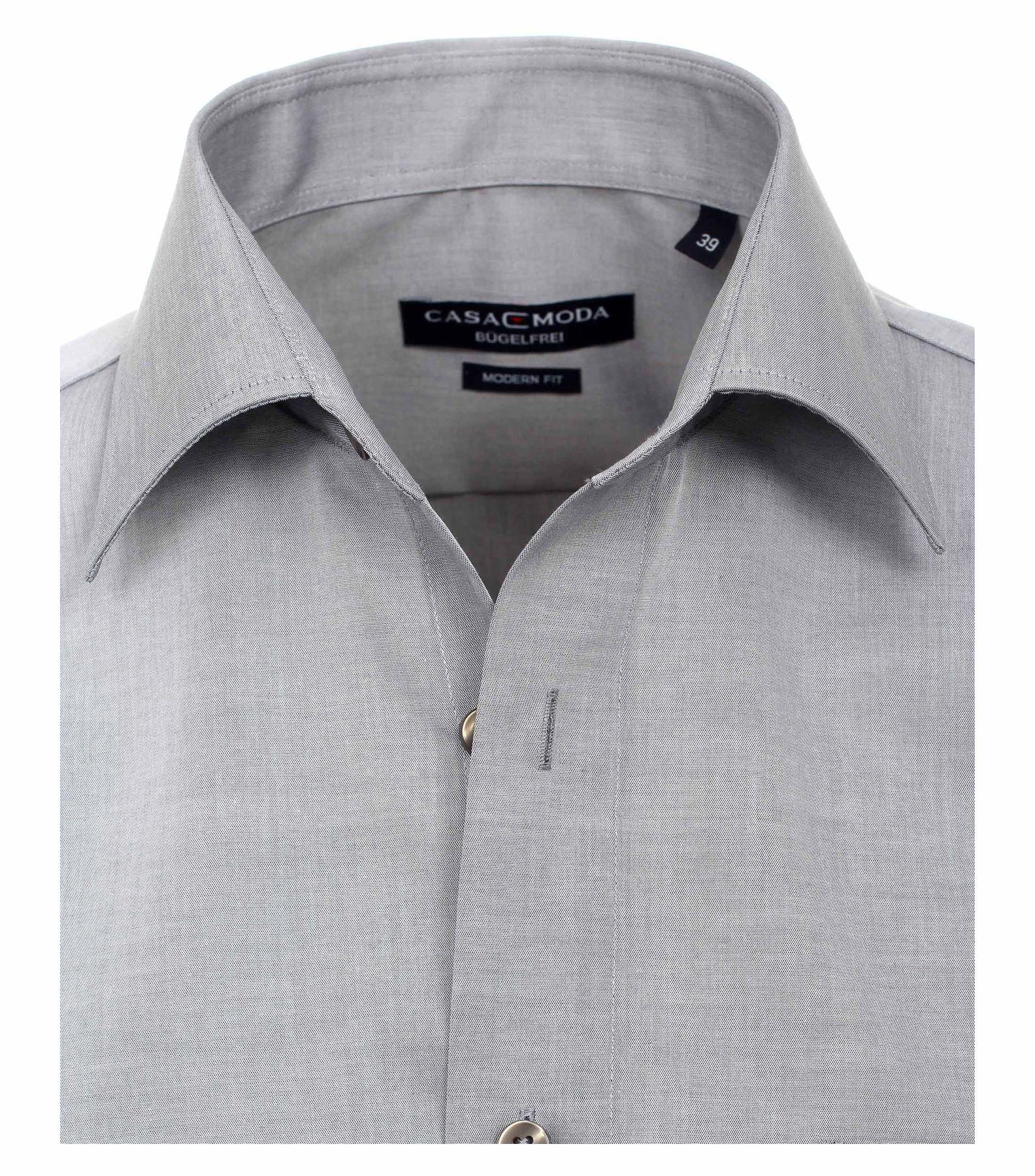 Casamoda - Modern Fit - Bügelfreies Herren Business Langarm Hemd verschiedene Farben (006560A) – Bild 3