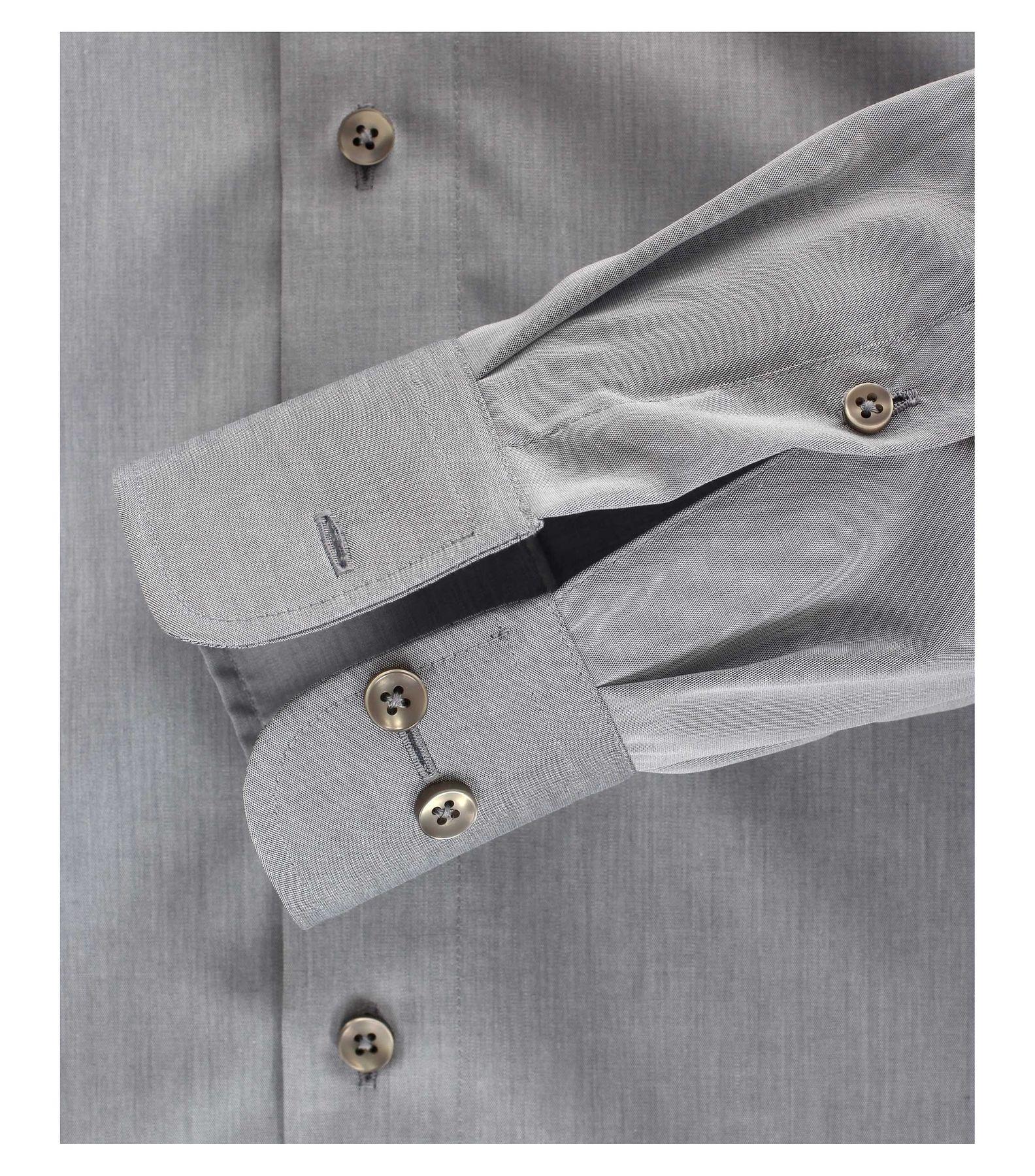 Casamoda - Modern Fit - Bügelfreies Herren Business Langarm Hemd verschiedene Farben (006560A) – Bild 4