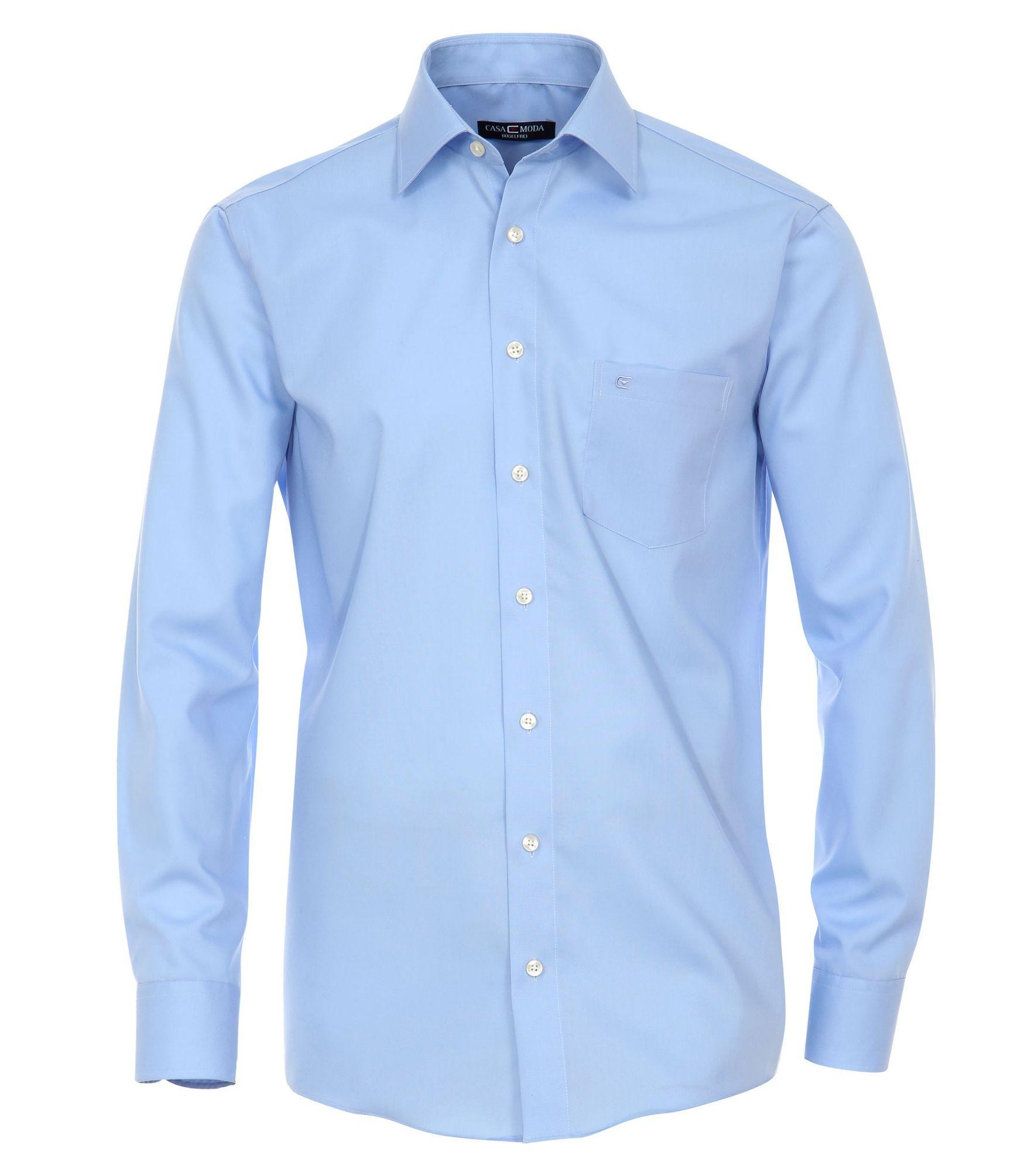 006550 Casa Moda Herren Business Hemd in verschiedene Farben Modern Fit