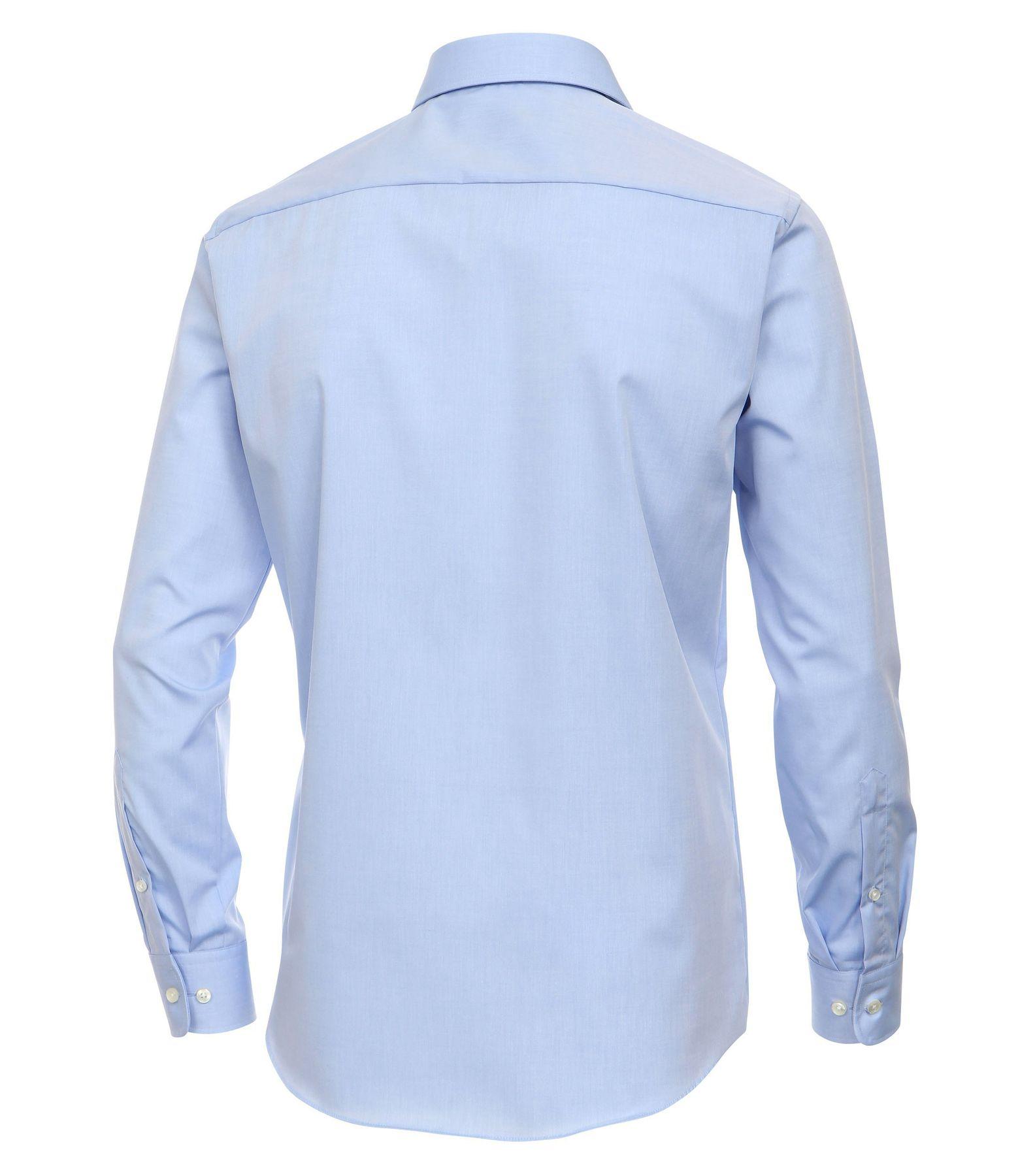 Casa Moda - Modern Fit - Bügelfreies Herren Business Hemd mit Extra langem Arm (72cm) in verschiedenen Farben (006562) – Bild 2