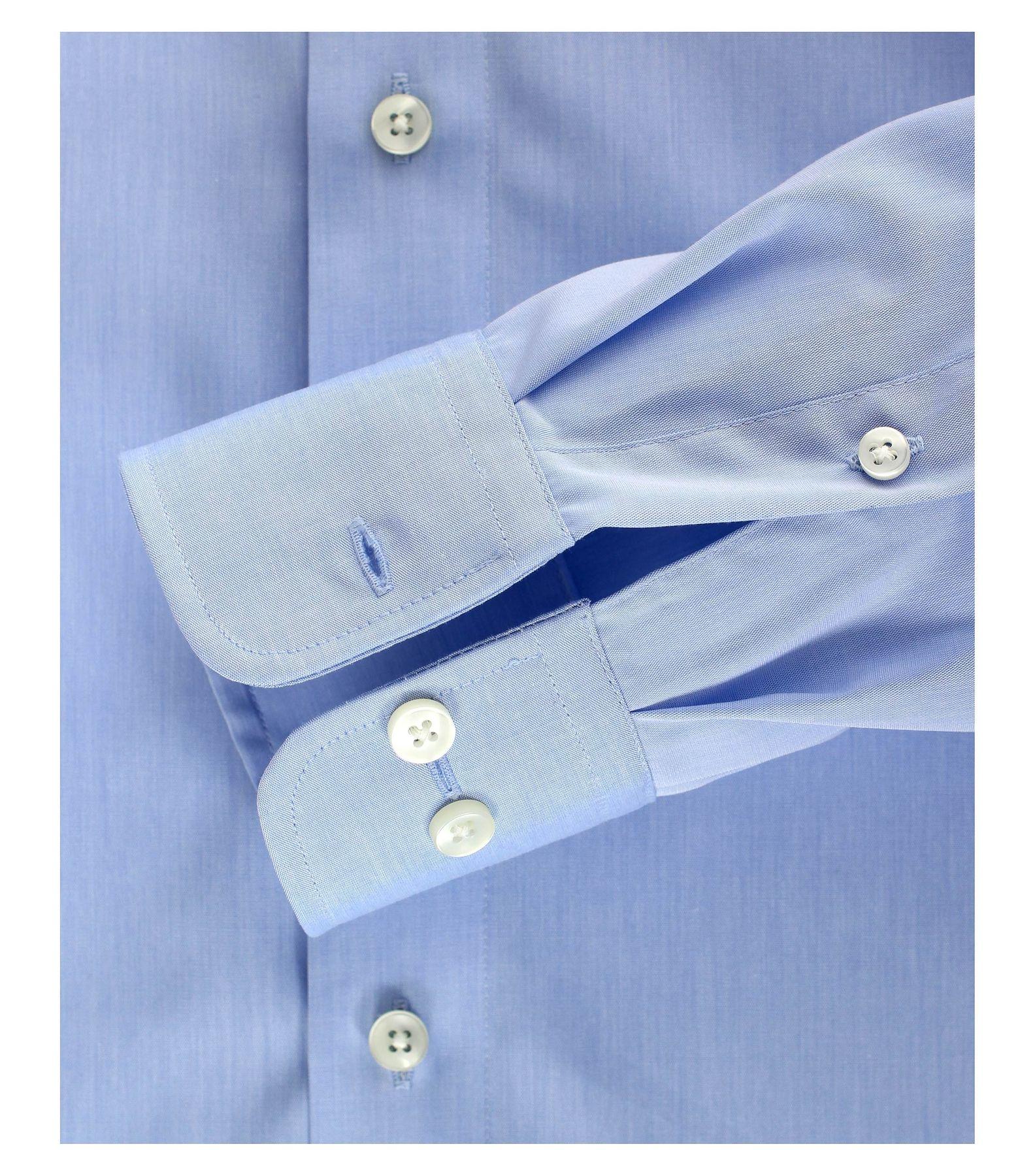 Casa Moda - Modern Fit - Bügelfreies Herren Business Hemd mit Extra langem Arm (72cm) in verschiedenen Farben (006562) – Bild 4