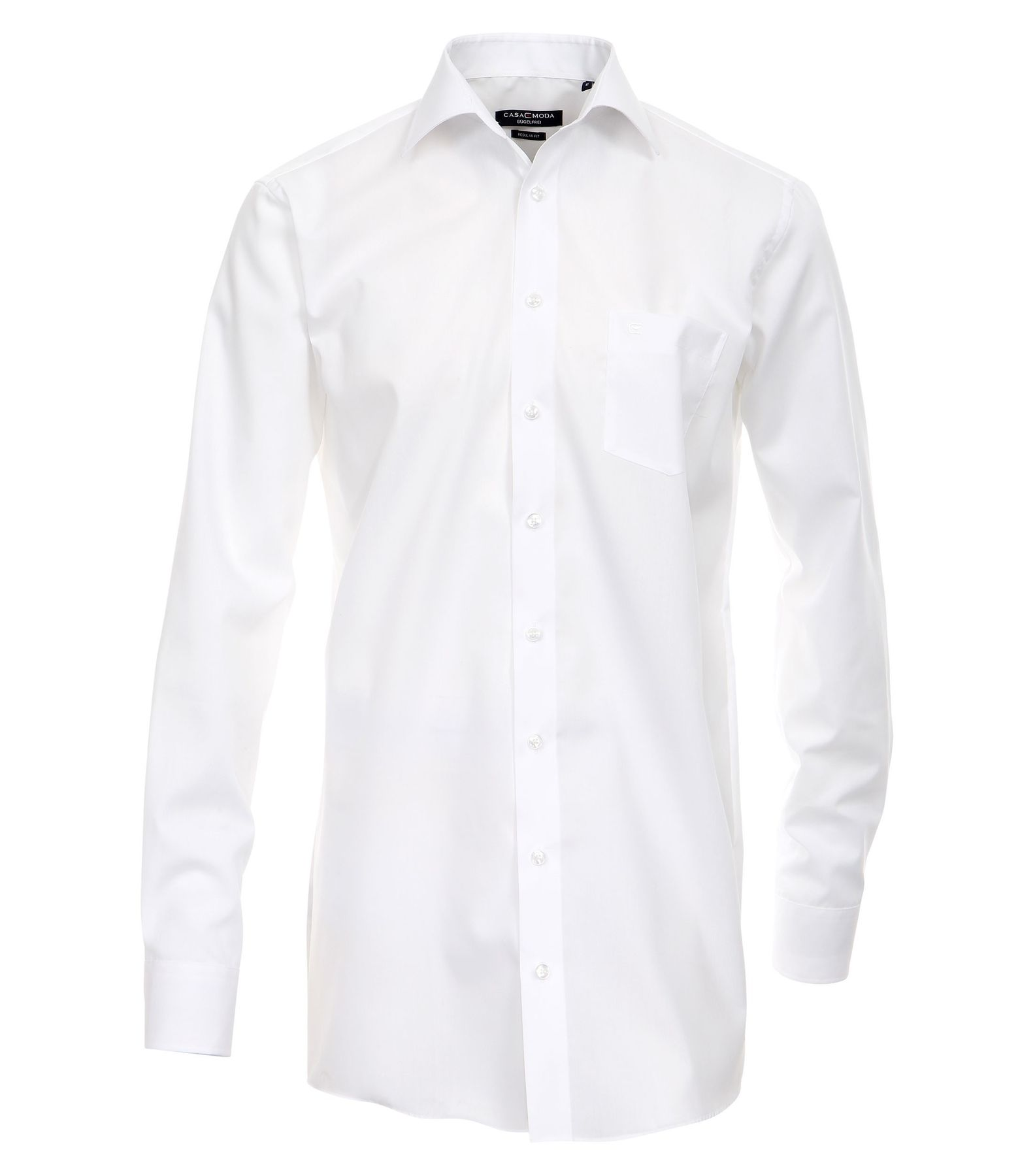Casa Moda - Comfort Fit - Bügelfreies Herren Business Hemd mit Extra langem Arm (72cm) in verschiedenen Farben (006062) – Bild 1