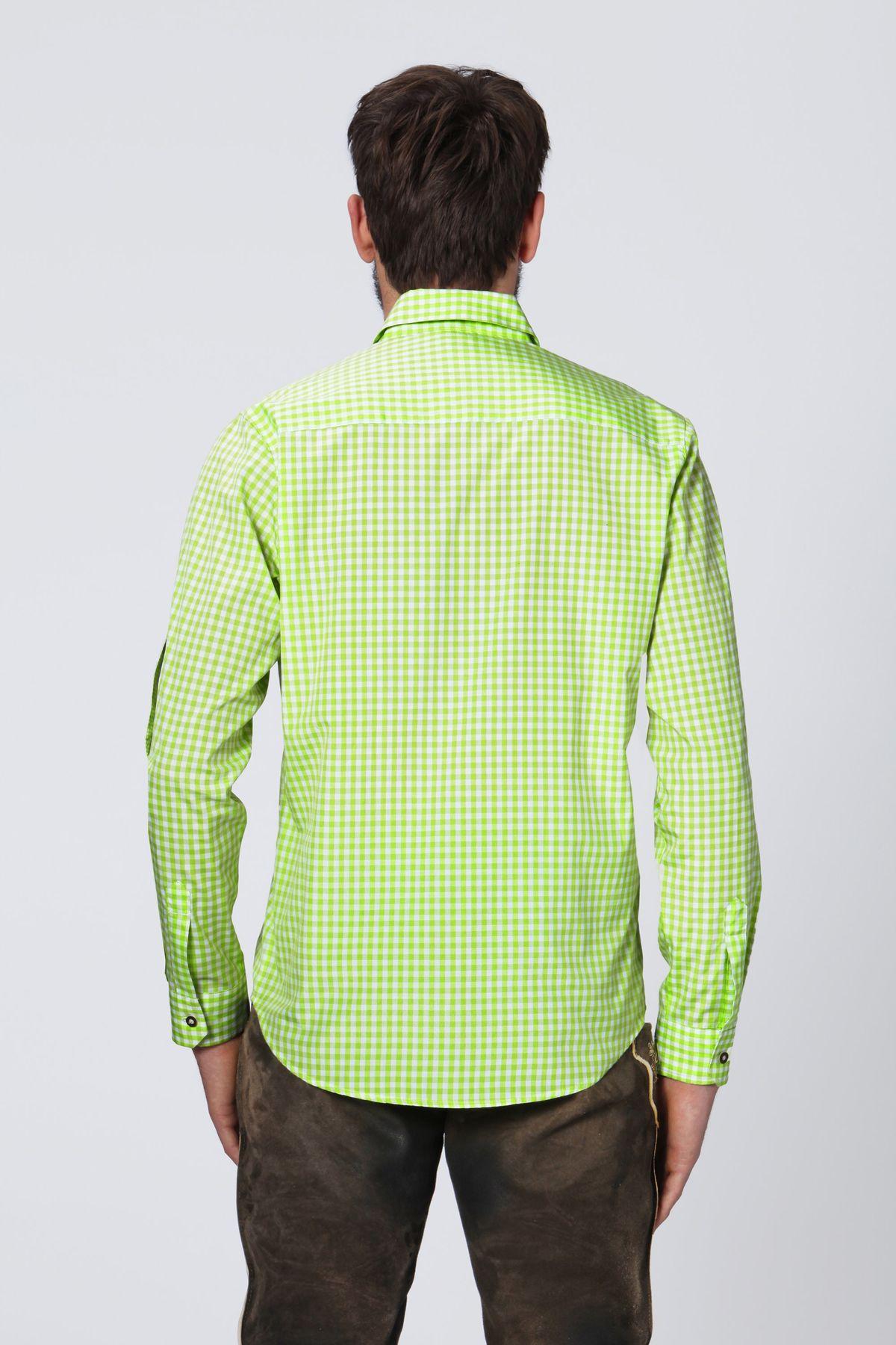 Stockerpoint - Herren Trachtenhemd, kariert in verschiedenen Farbvarianten, Campos2 – Bild 15