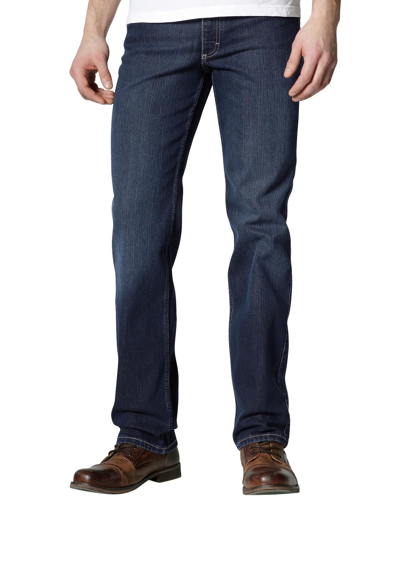 Mustang - Slim Fit - Herren 5-Pocket Jeans in Farben stone washed, vintage used und old stone unsed, Tramper (111-5126)