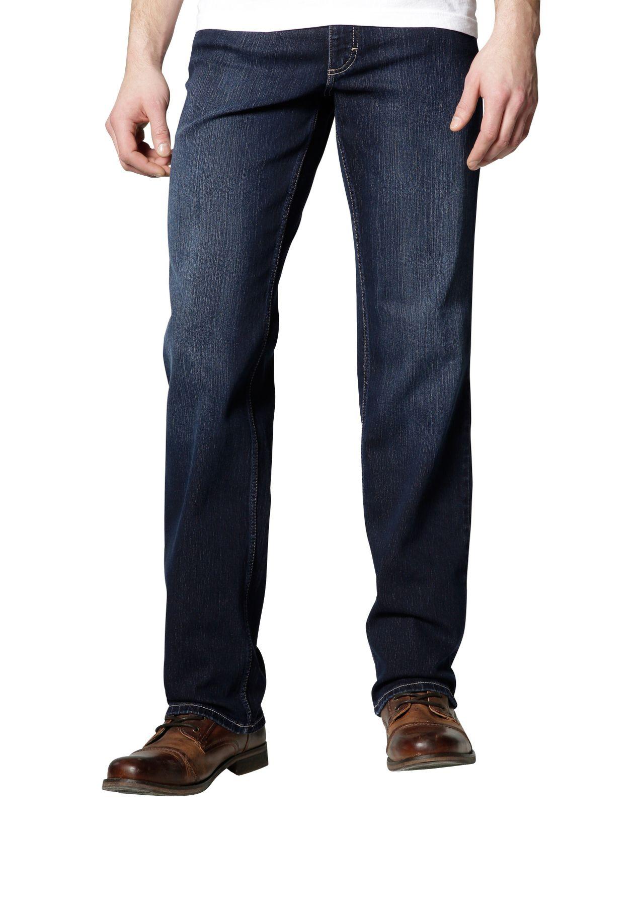 Mustang -  Herren 5-Pocket Jeans, Medium rise/Straight Leg, Farbe old stone used, Big Sur (3169-5126-580)