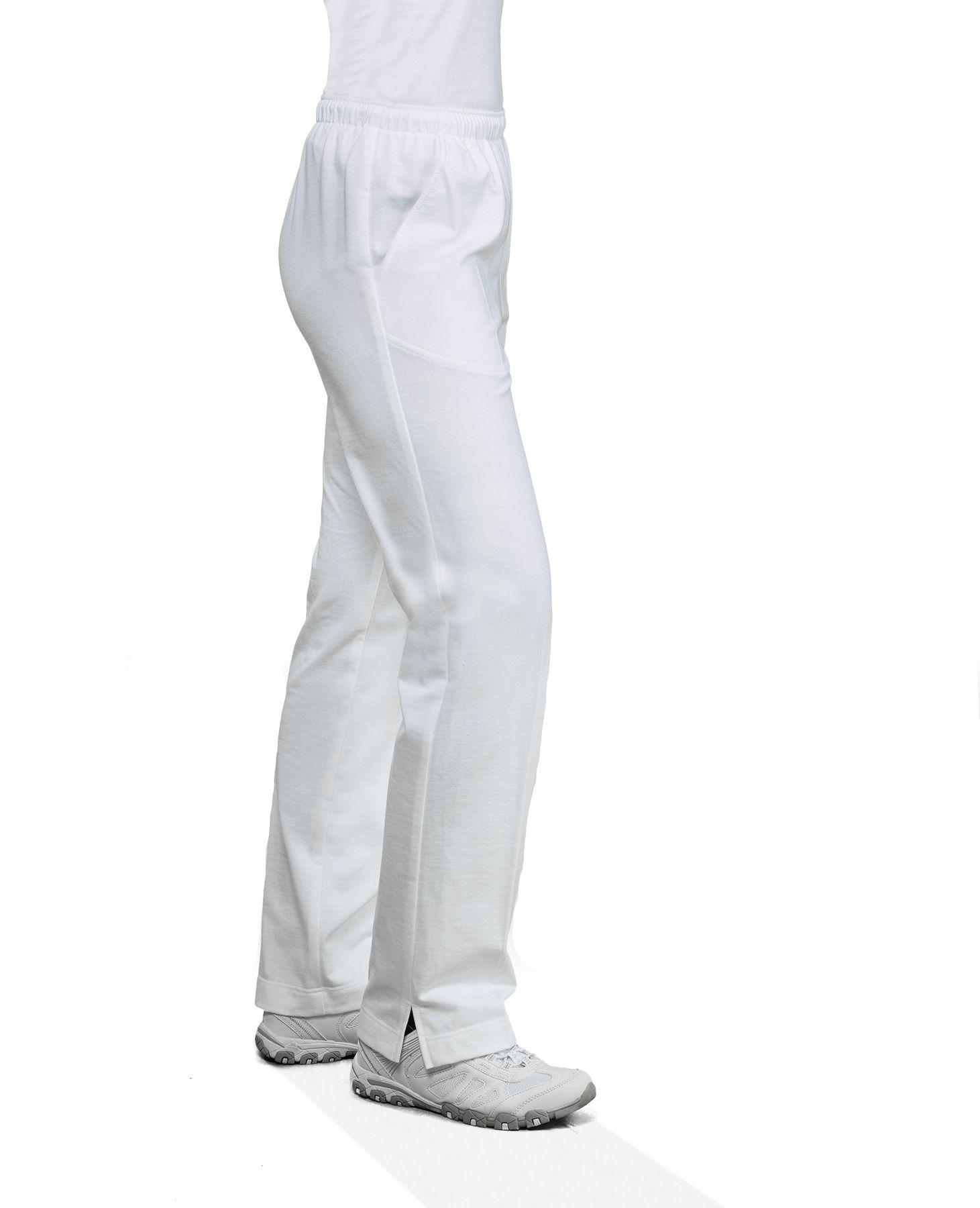 Authentic klein - Damen Sport und Freizeit Hose aus reiner Baumwolle (03020) – Bild 3