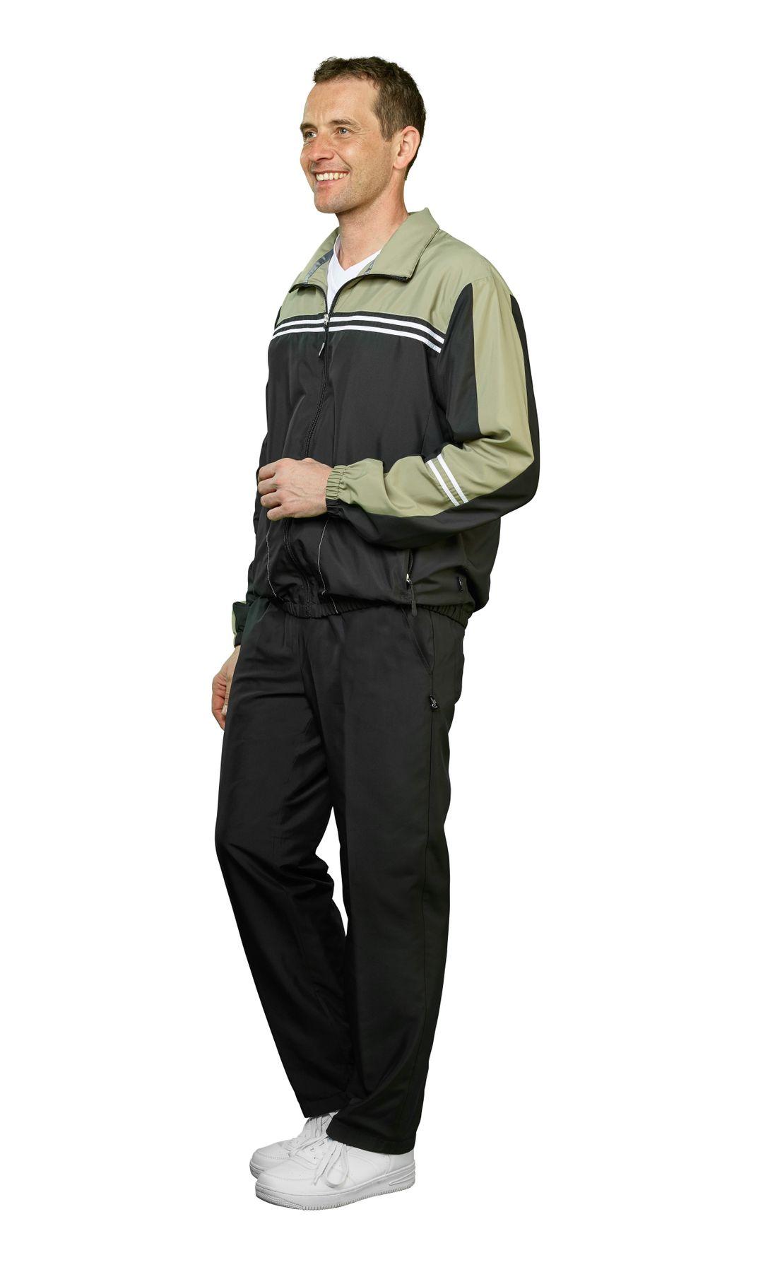 Authentic klein - Herren Sport und Freizeit Jacke in verschiedenen Farben (53062) – Bild 3