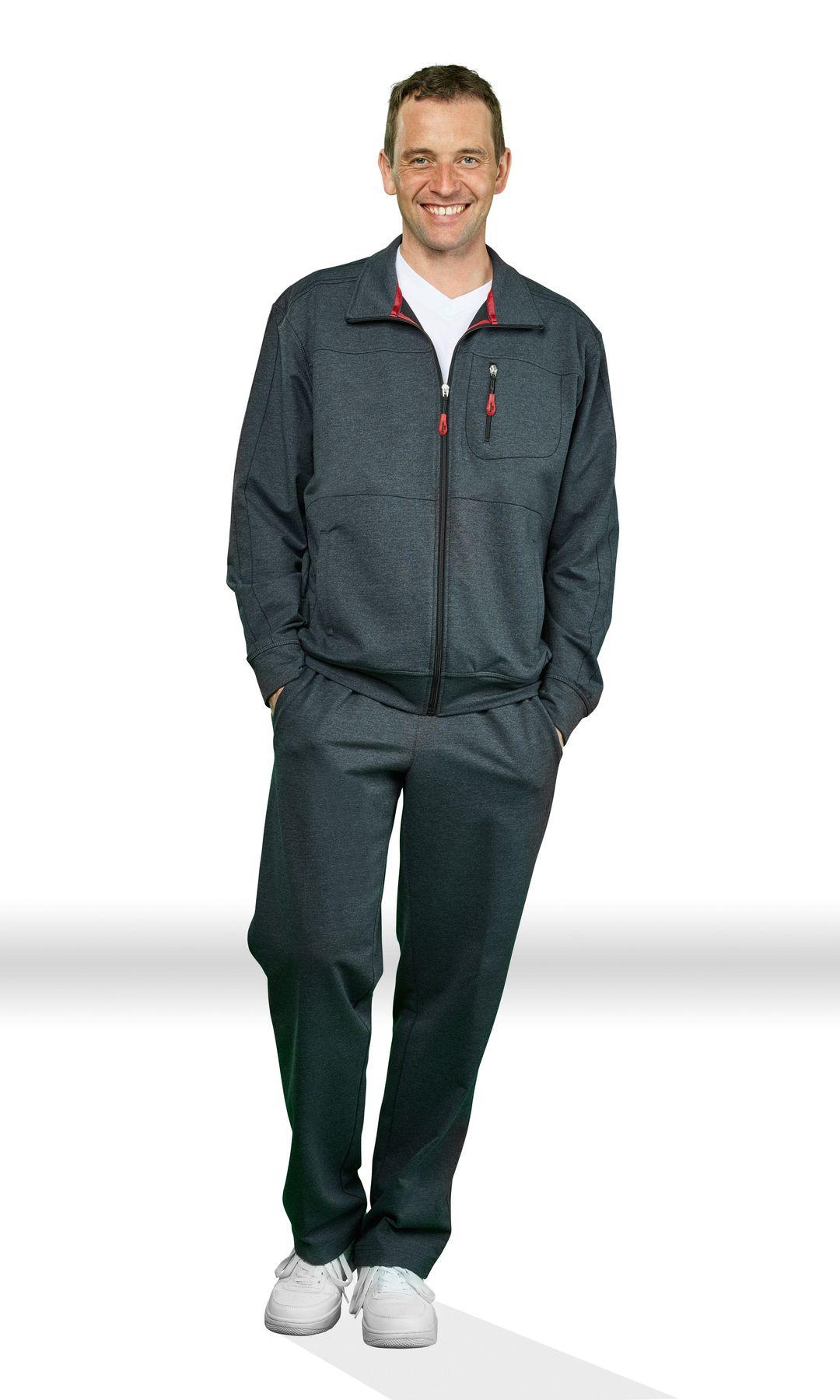 Authentic klein - Herren Sport und Freizeit Jacke aus Baumwollmix in verschiedenen Farben (53033) – Bild 18