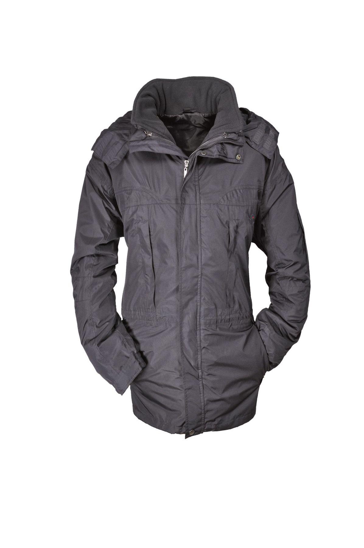 Brigg -  Herren Outdoor Jacke in Schwarz oder Blau (1003 2005)