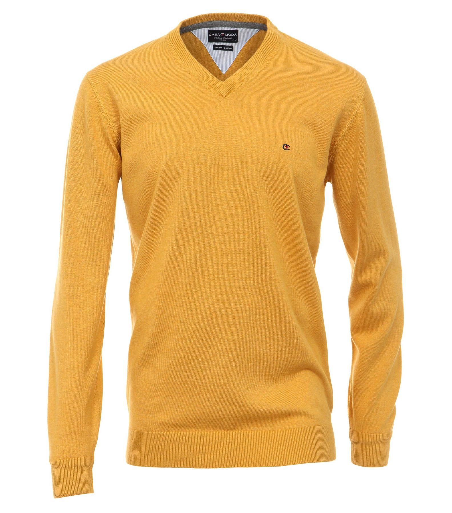 Casa Moda - Herren Pullover mit extra langem Arm (72 cm) und V-Ausschnitt in verschiedenen Farben (401300202) – Bild 9