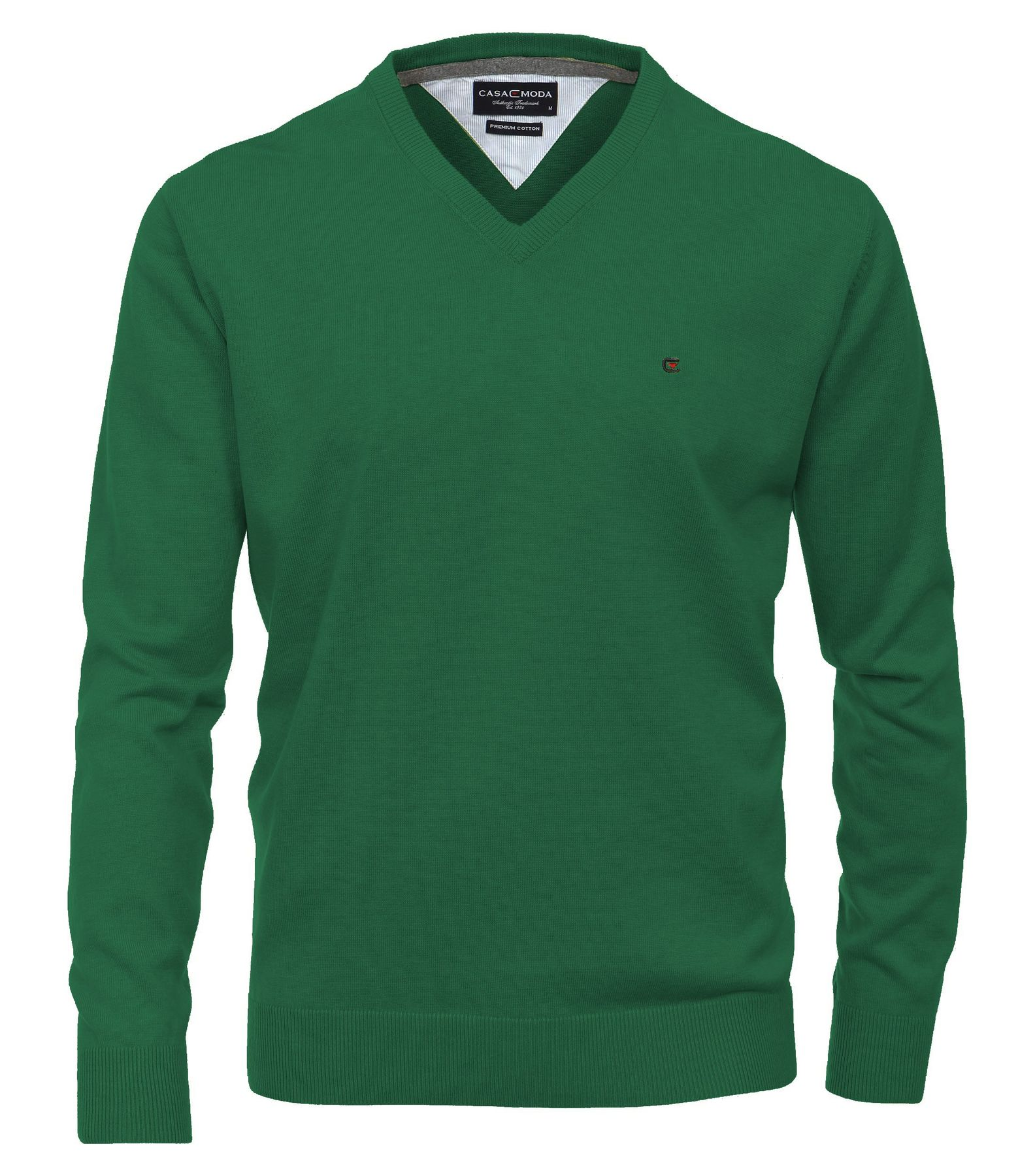 Casa Moda - Herren Pullover mit V-Ausschnitt in verschiedenen Farben (004130A) – Bild 4