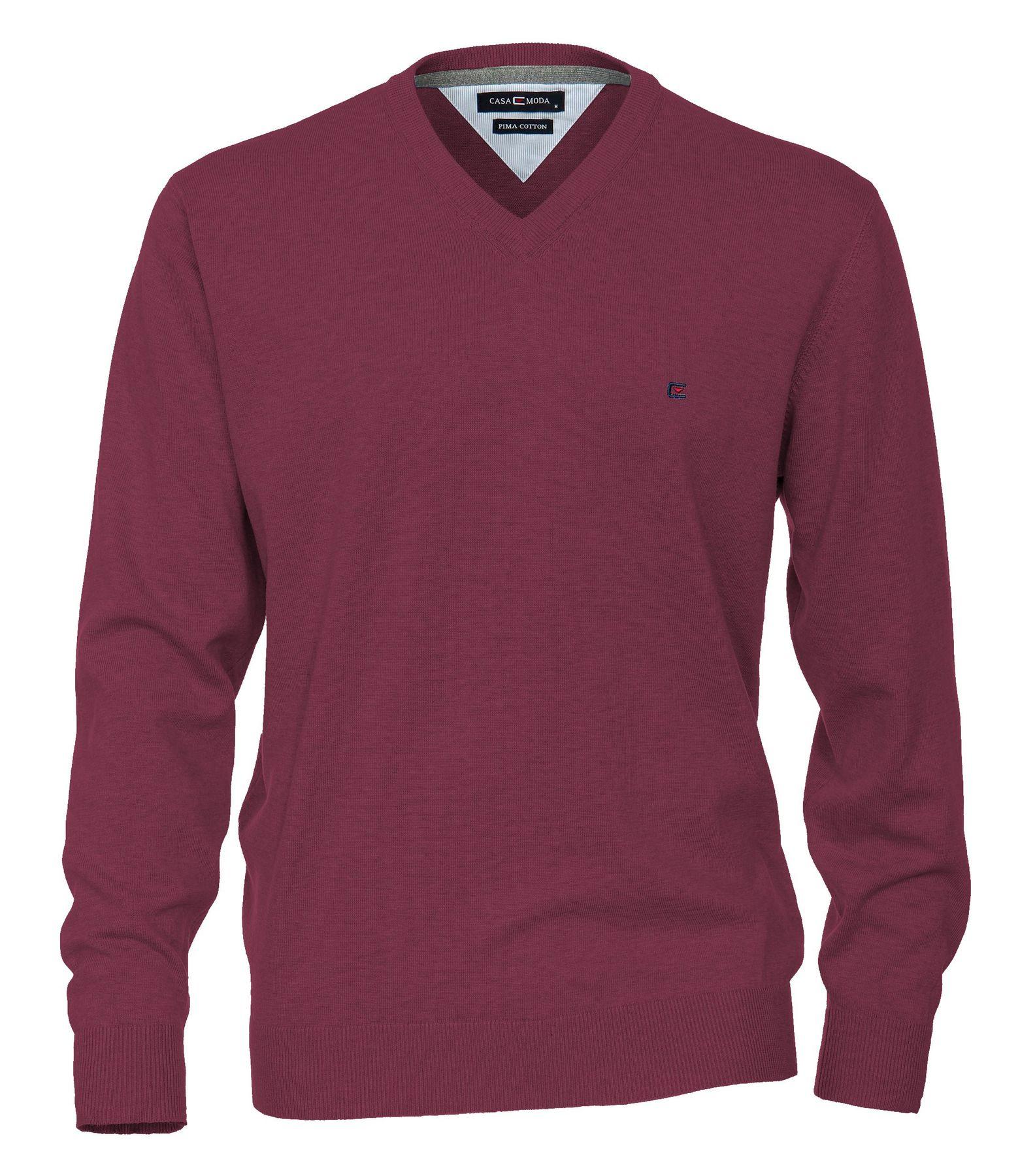 Casa Moda - Herren Pullover mit V-Ausschnitt in verschiedenen Farben (004130A) – Bild 10