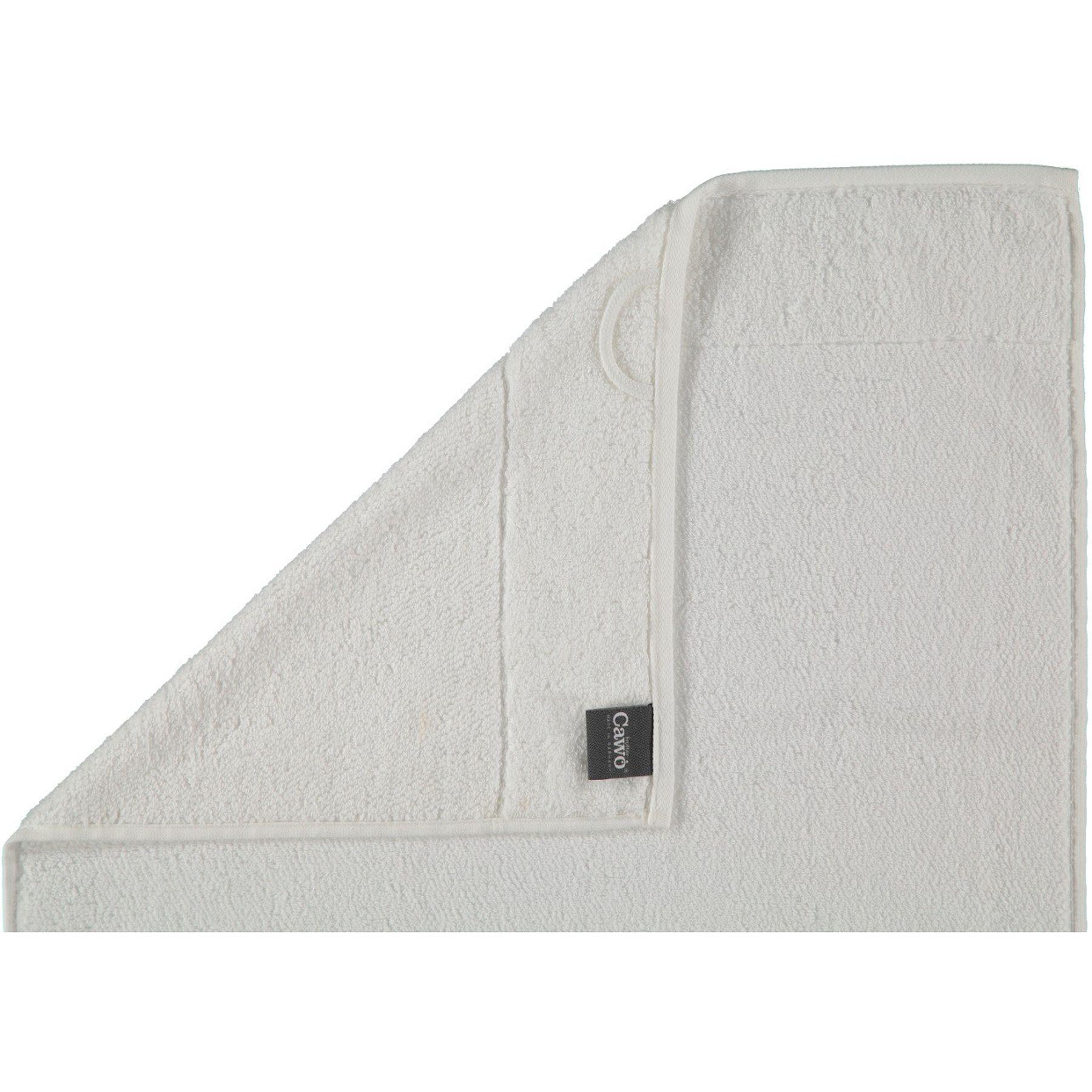 Cawö - Frottier Tuch mit Uni Muster in verschiedenen Größen (5010) – Bild 4