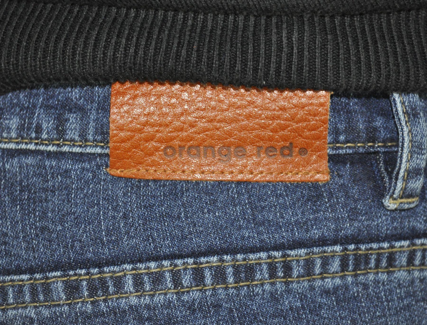 Herren 5-Pocket Jeans mit Stretch in Schwarz oder Blau – Bild 5