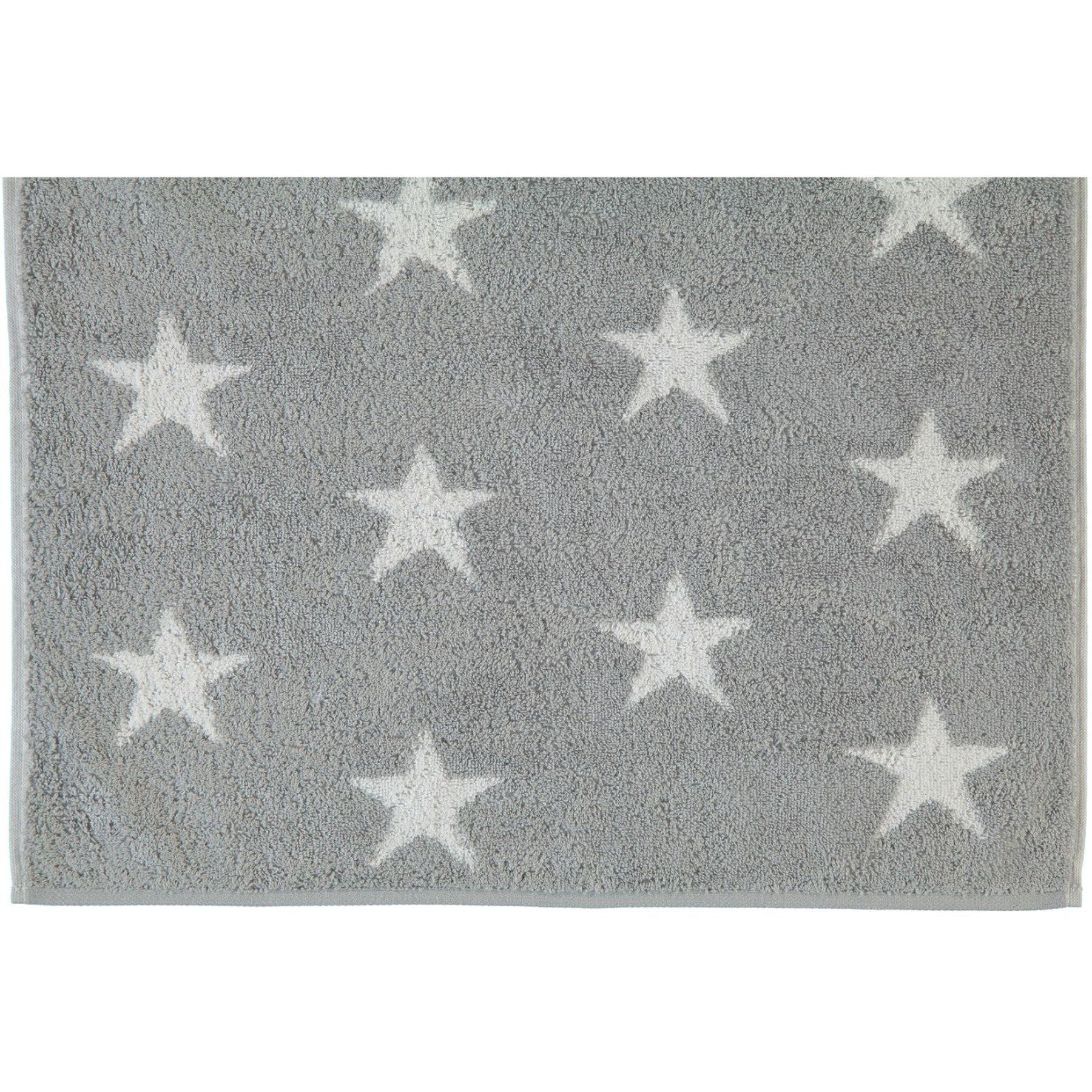 Cawö - Frottier Duschtuch mit Sternen Muster in verschiedenen Farben (525) – Bild 4