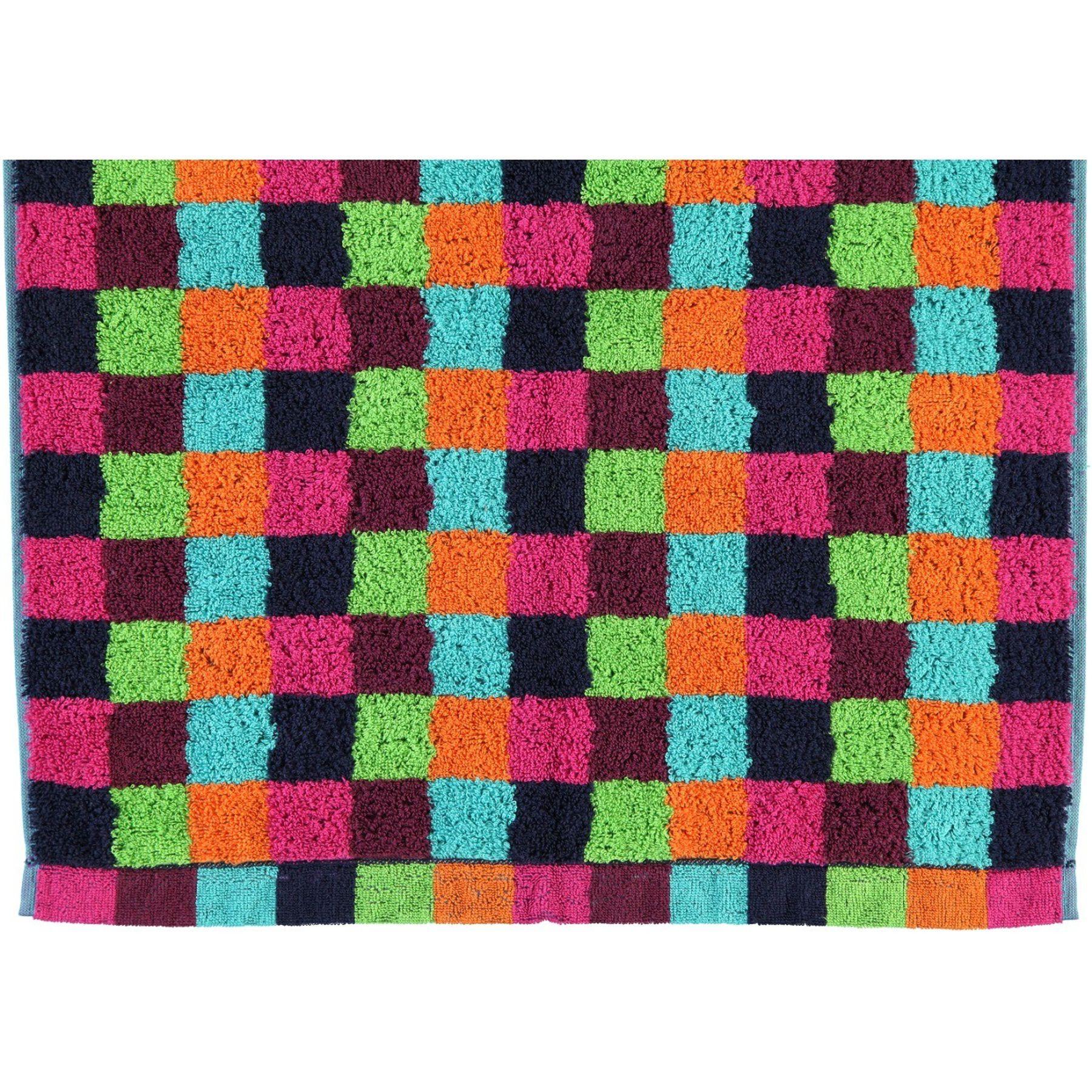 Cawö - Frottier Tuch mit Karo Muster in verschiedenen Farben und Größen (7047) – Bild 4