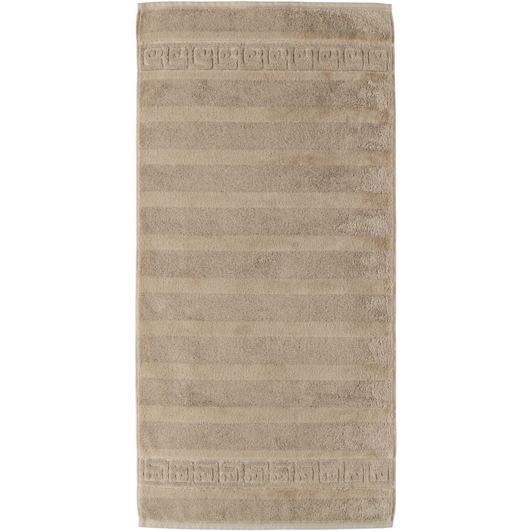 Cawö - Frottier Tuch mit Uni Muster in verschiedenen Farben (1001) – Bild 22