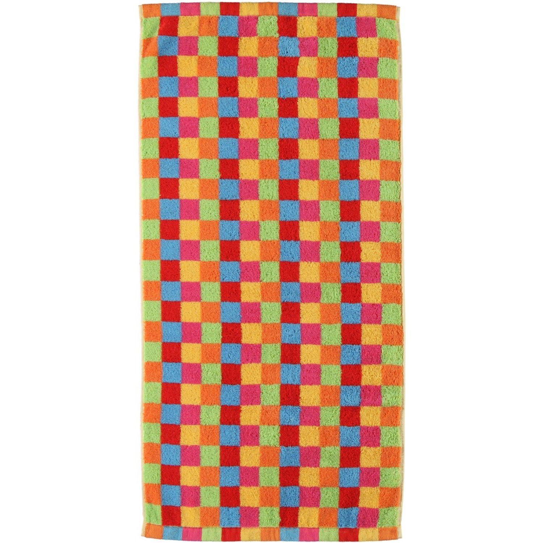 Cawö - Frottier Tuch mit Karo Muster, Mehrfarbig in verschiedenen Größen (7017)