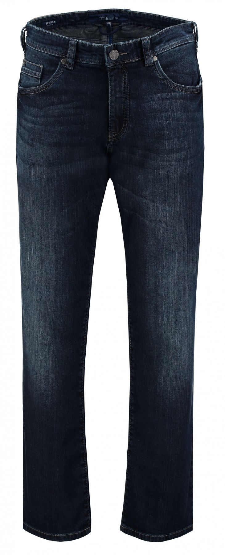 Atelier Gardeur - Regular Fit - Herren 5-Pocket Jeans in Dark Stone(68) und bleached blue(165), Nevio-6 (71080)
