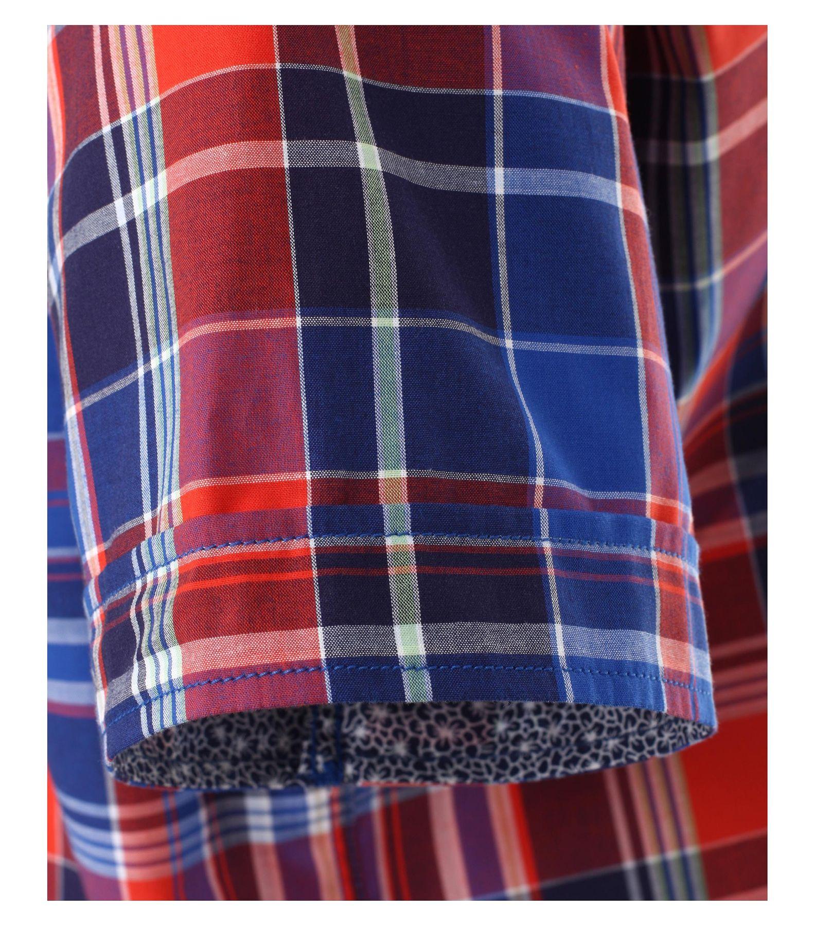 Casa Moda - Comfort Fit - Herren kurzarm Hemd in verschiedenen Varianten – Bild 15