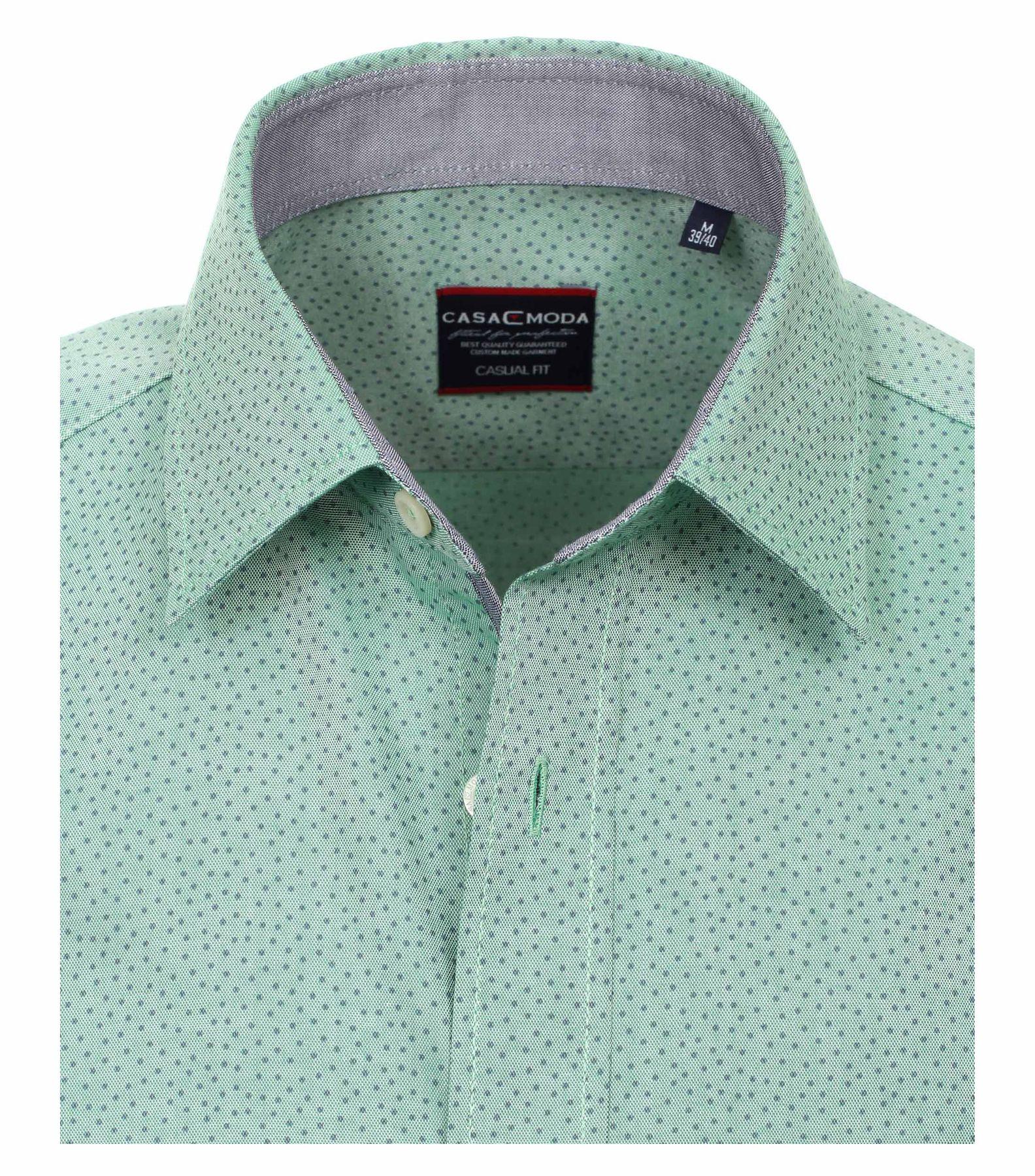 Casa Moda - Comfort Fit - Herren kurzarm Hemd in verschiedenen Varianten – Bild 25