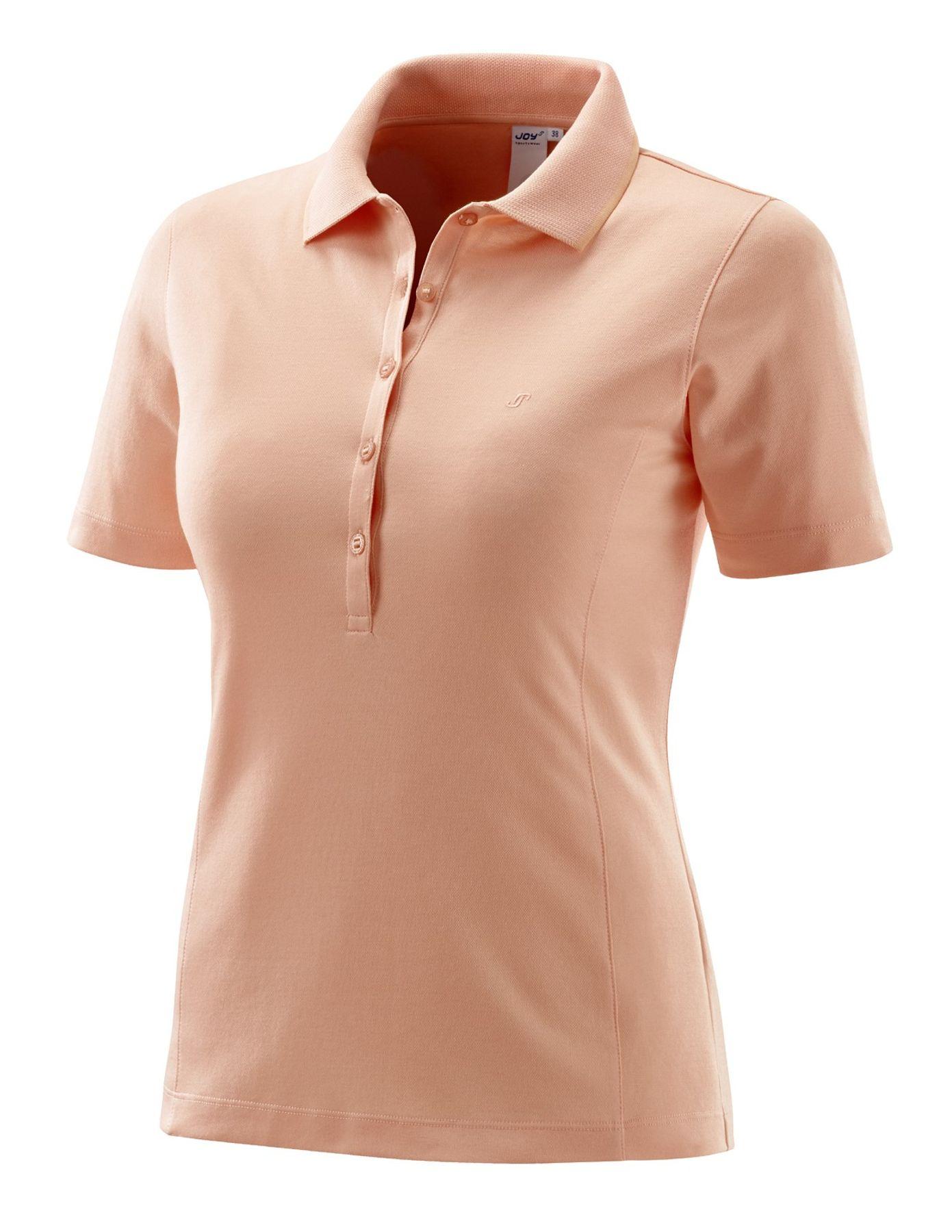 Joy - Damen Sport und Freizeit Poloshirt Bianka (34475A) – Bild 4