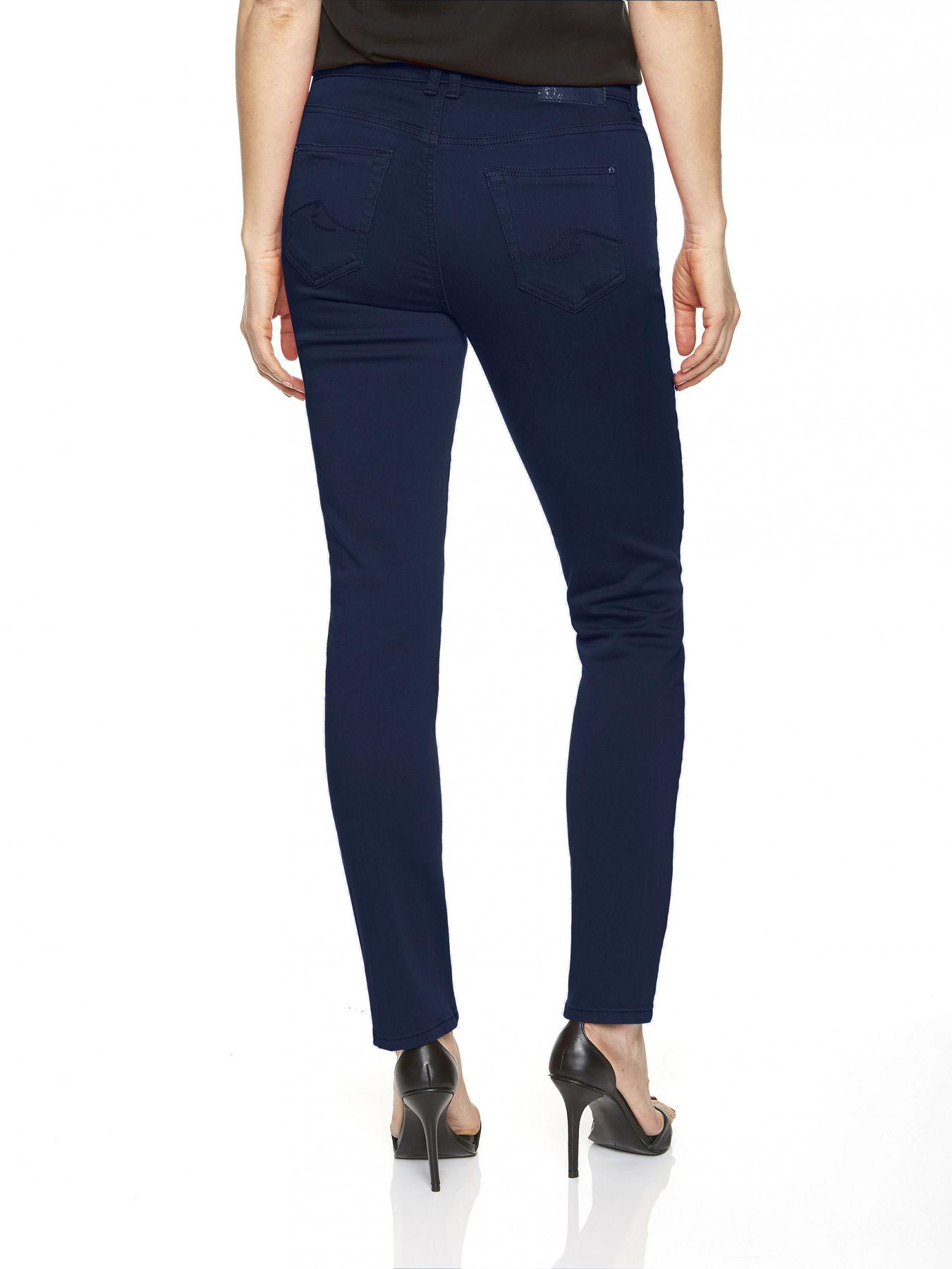 Atelier Gardeur - Slim Fit - Damen 5-Pocket Röhrenhose aus Baumwollstretch in verschiedenen Farben, Zuri (00911) – Bild 9