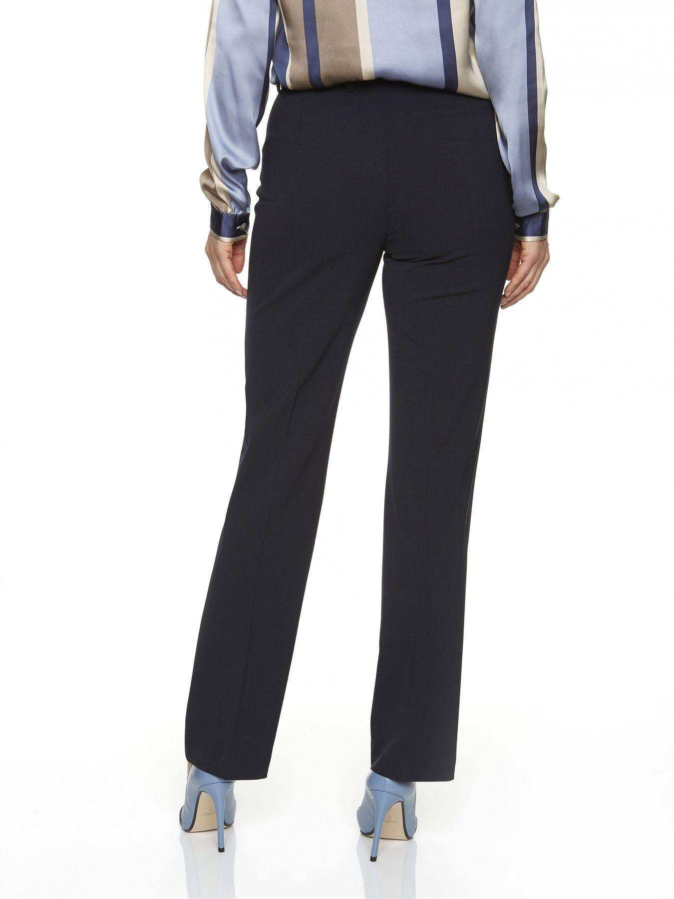 Atelier Gardeur - Slim Fit - Damen Cityhose aus moderner Wollmischung in Nachtblau oder Grau, Dora (61458) – Bild 3