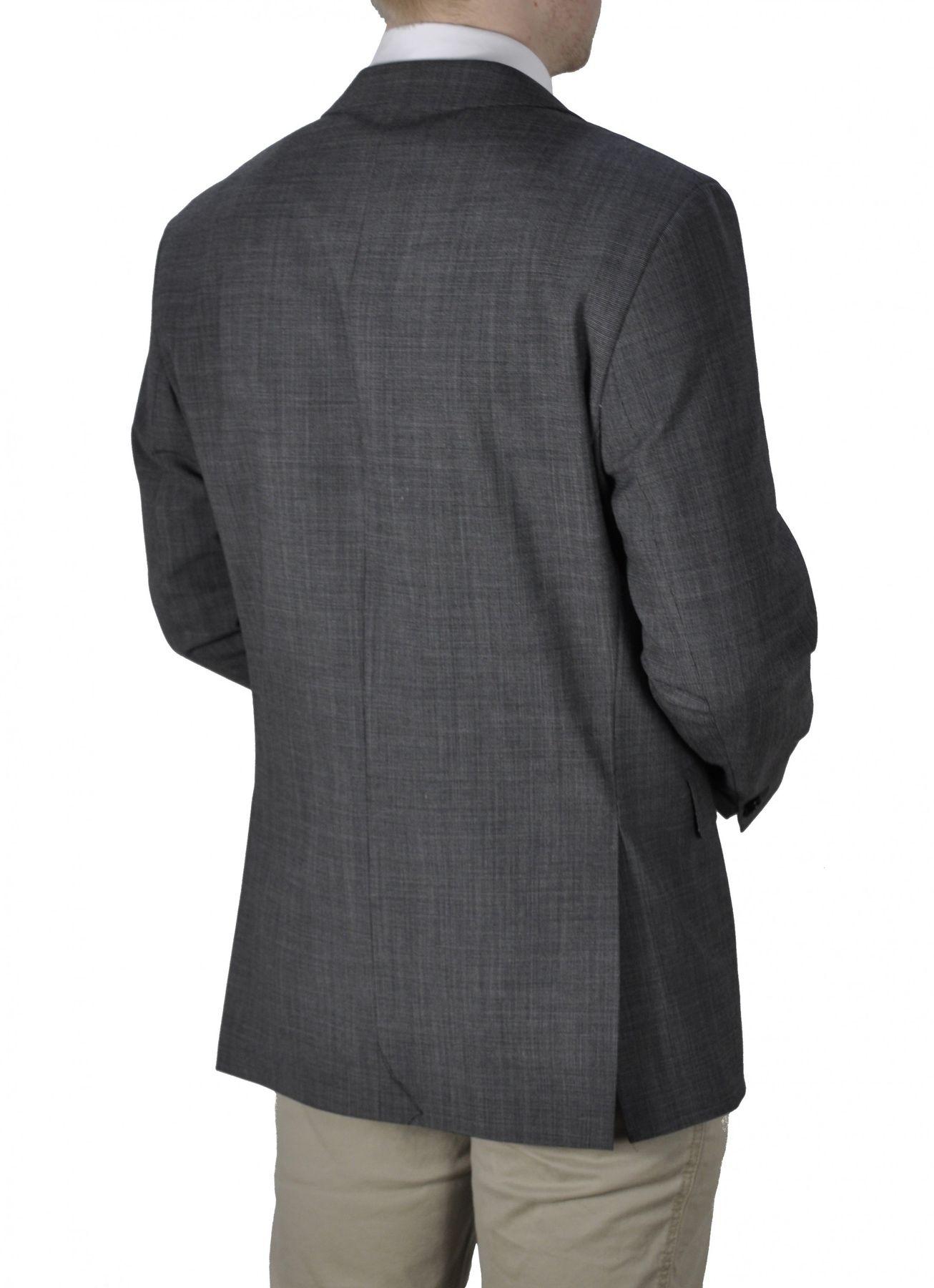 Weis - Herren Sakko mit Stretch Einsatz in Grau oder Blau, Benno 2215 (429 b689c5b15e