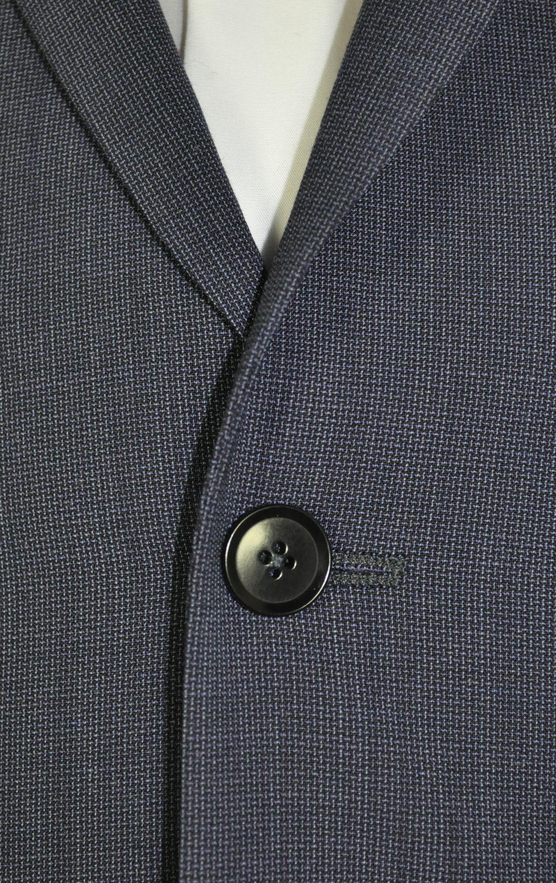 Weis - Herren Sakko mit Stretch Einsatz in Grau oder Blau, Benno 2215 (429 1610) – Bild 8