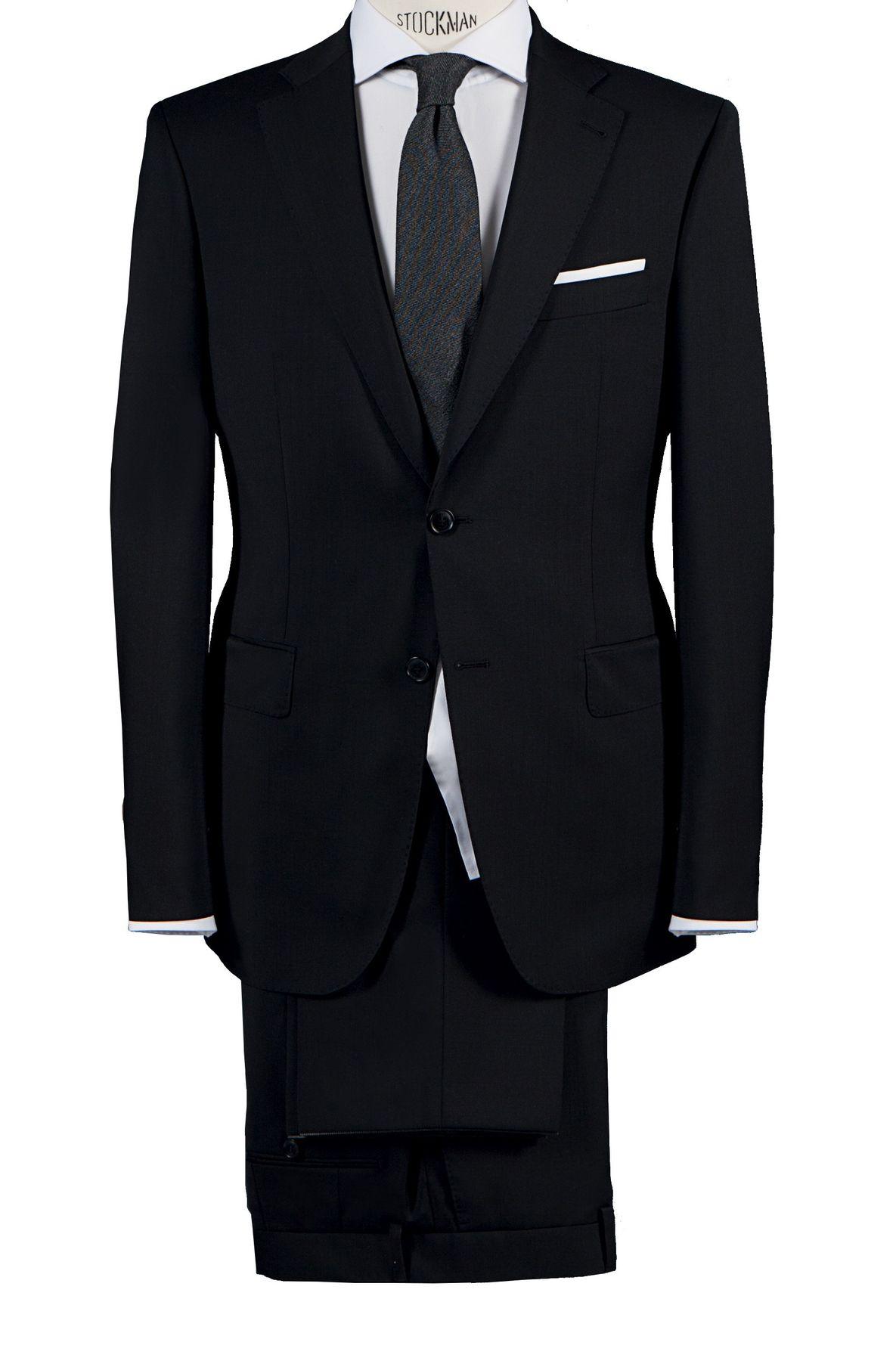 Barutti - Tailored Fit - Herren Baukasten Anzug/Reiseanzug, 900 8009 (Tarso P AMF/Tosco) – Bild 1
