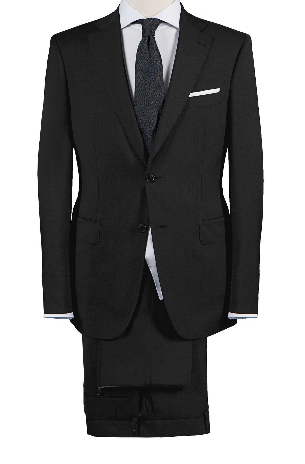 Barutti - Tailored Fit - Herren Baukasten Anzug/Reiseanzug, 900 8009 (Tarso P AMF/Tosco) – Bild 2