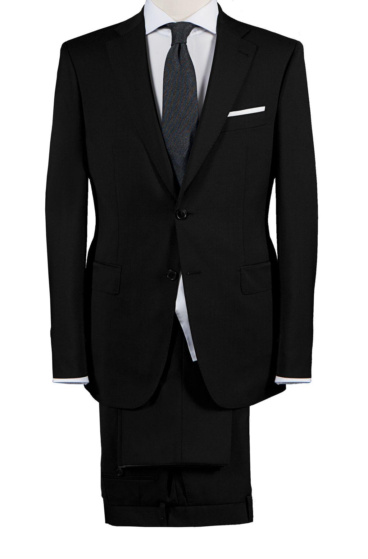 Barutti - Tailored Fit - Herren Baukasten Anzug/Reiseanzug, 900 8009 (Tarso P AMF/Tosco) – Bild 3
