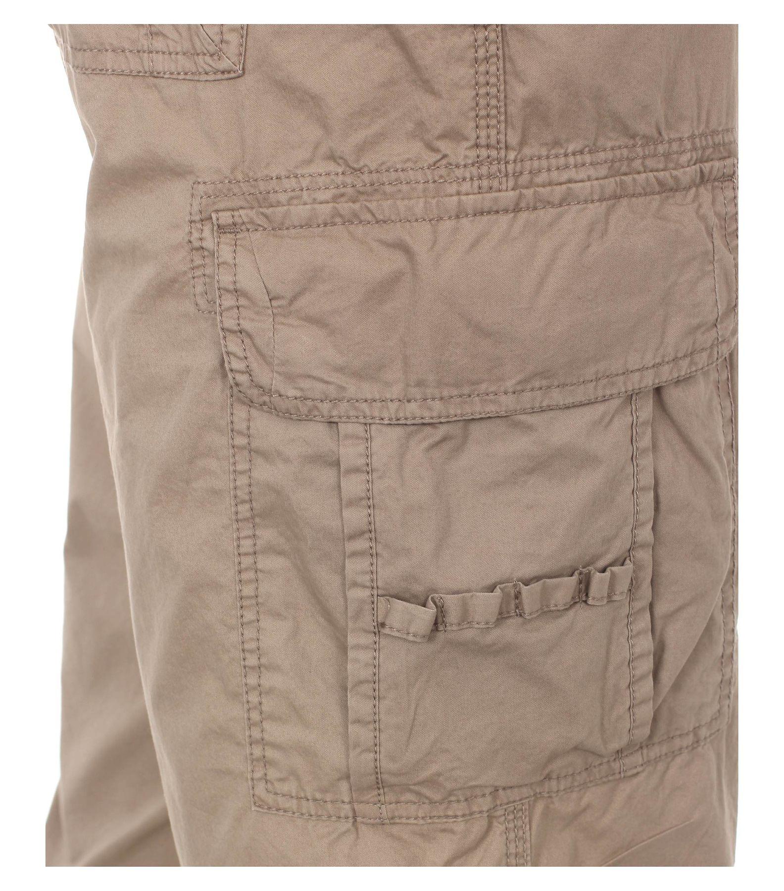Casa Moda - Herren Shorts Boulders Beach aus 100% Baumwolle mit sieben Taschen (56020) – Bild 5