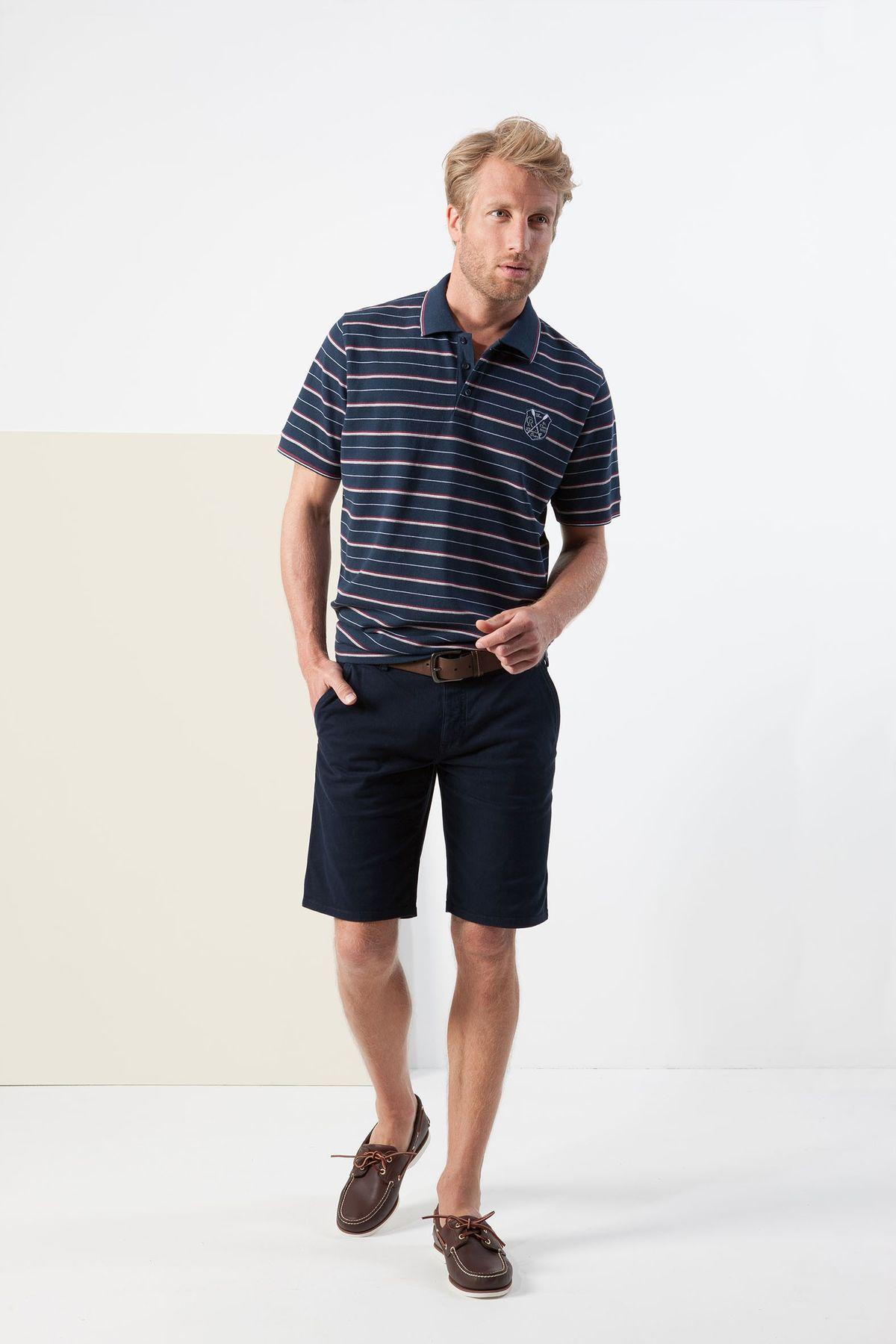 Stooker - Herren Chino Shorts in verschiedenen Farben, Malte (5182) – Bild 2