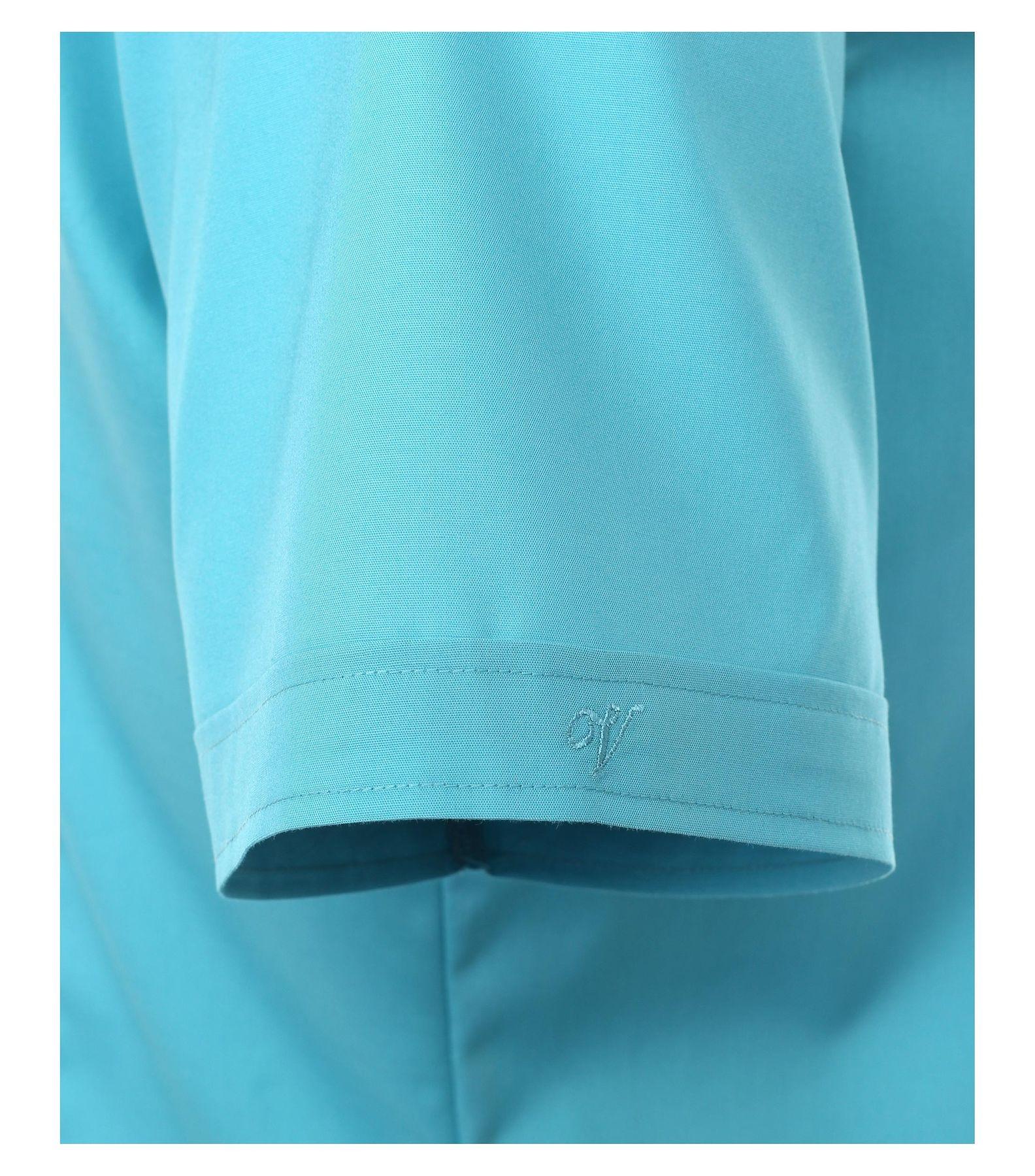 Venti - Body Stretch/ Super Slim Fit - Bügelfreies Herren Kurzarm Hemd in verschiedenen Farben (001670 A)  – Bild 3