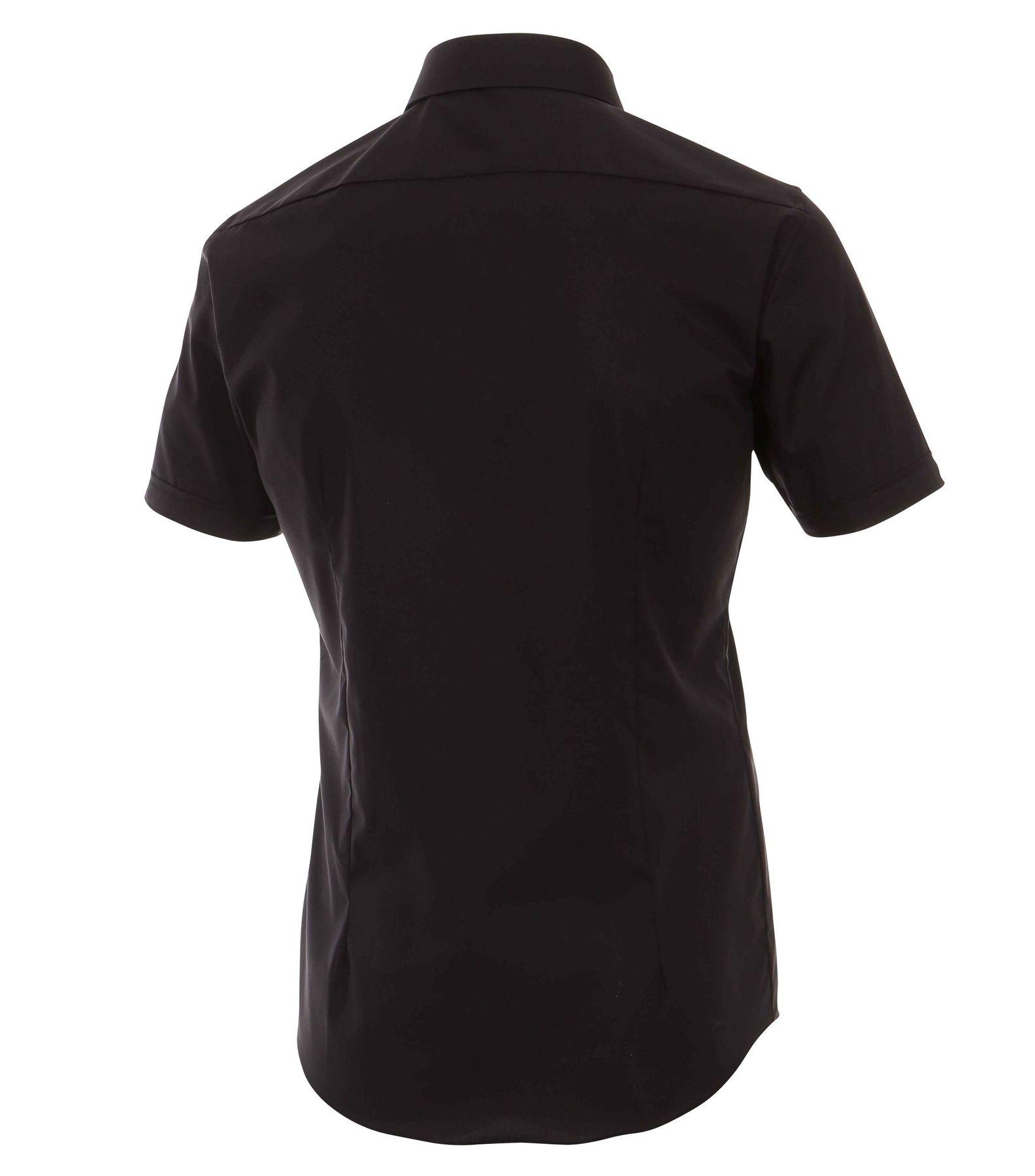 Venti - Body Stretch/ Super Slim Fit - Bügelfreies Herren Kurzarm Hemd in verschiedenen Farben (001670 A)  – Bild 25