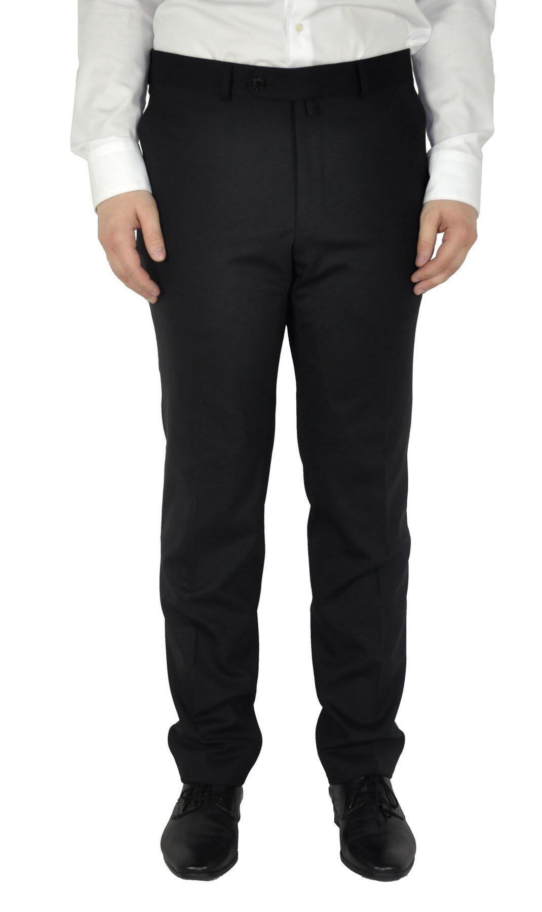 Barutti - Tailored Fit - Herren Anzughose für Reiseanzug, 900 8009 (Tosco) – Bild 1