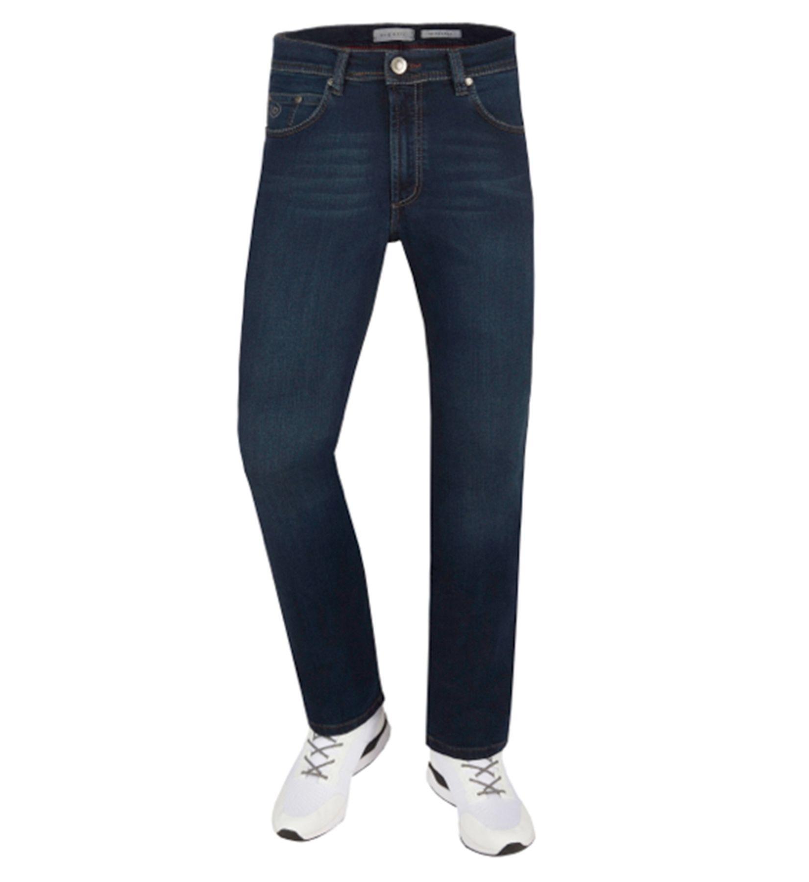 Bugatti - Herren Jeans mit 5 Taschen in verschiedenen Farben (Art. Nr.: 3280D-16640) – Bild 1