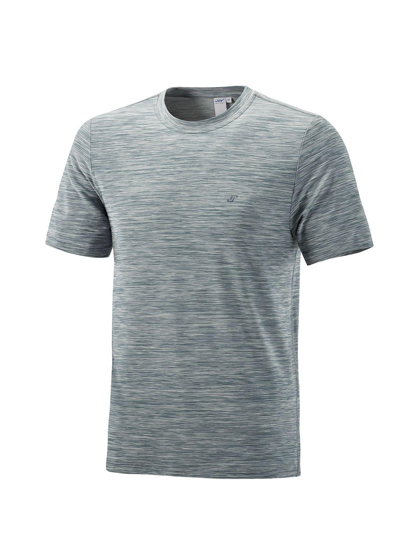 Joy - Herren Sport und Freizeit Shirt mit Rundhalsausschnitt, Vitus (40205) – Bild 3