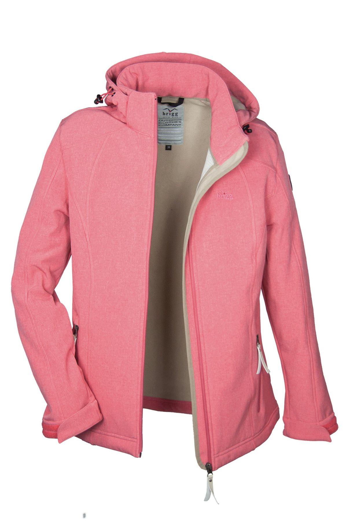 Brigg - Damen Softshell Jacke in verschiedenen Farben, F/S (10 778 454) – Bild 2