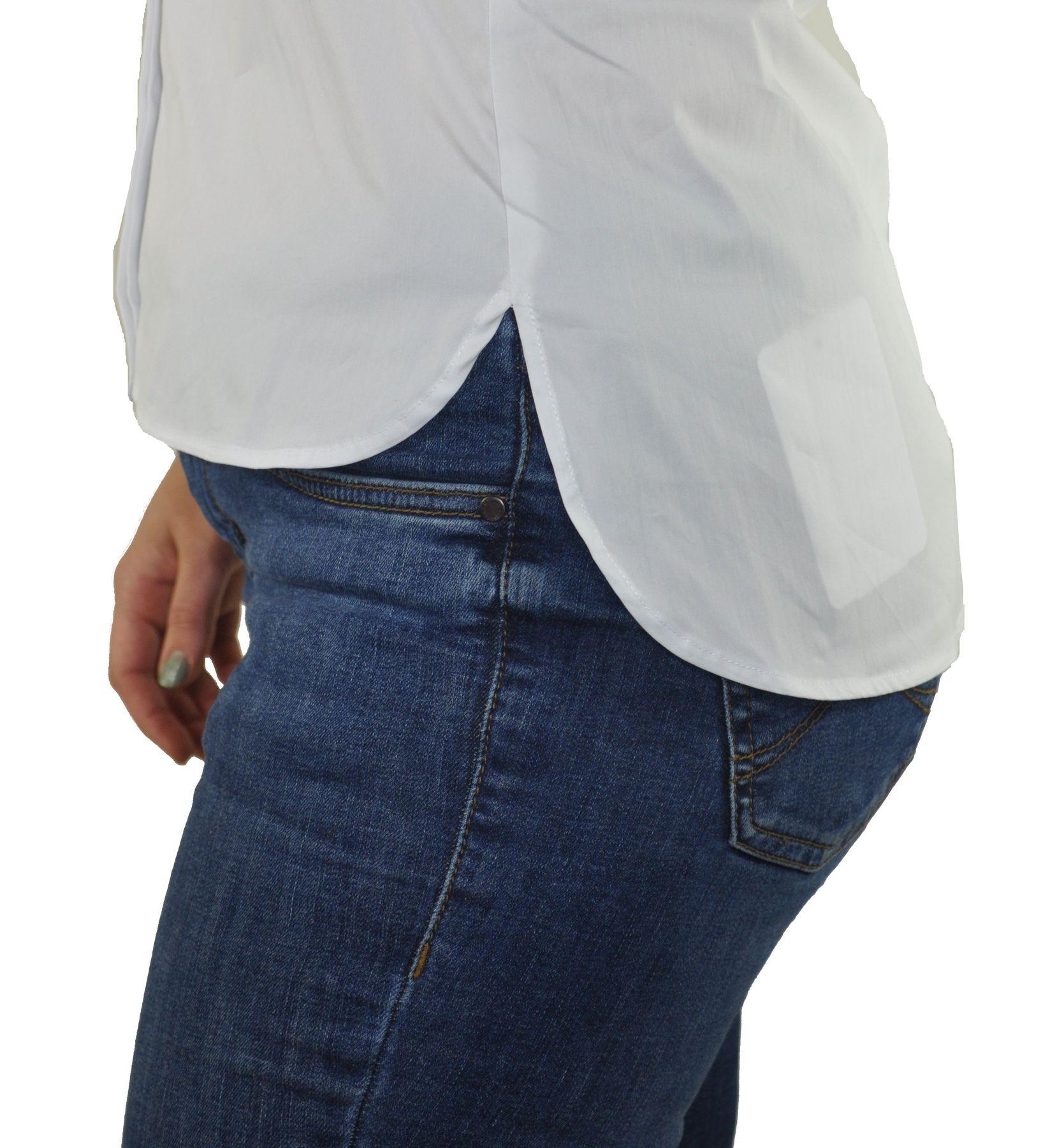 Seidensticker - Damen Bluse ohne Arm in Weiß (60.123507) – Bild 4
