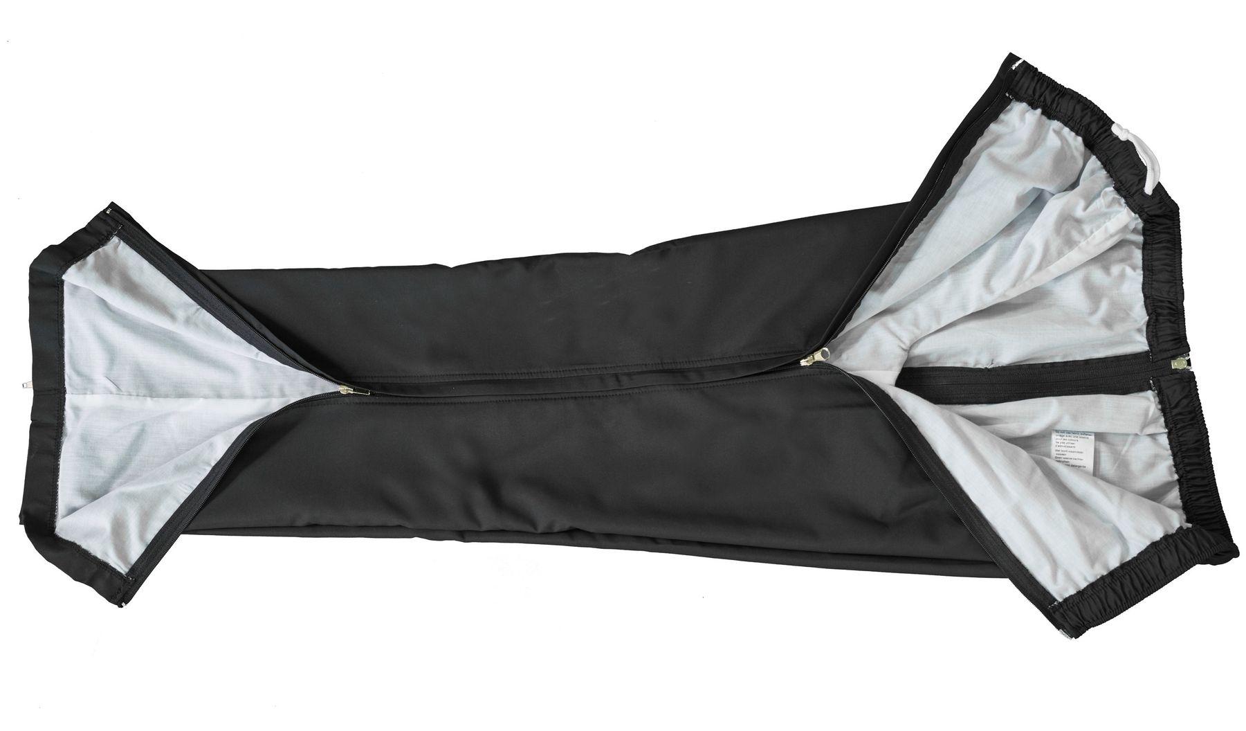 Authentic klein - Damen Sport und Freizeithose mit seitlichem Reißverschluss (51002) – Bild 3