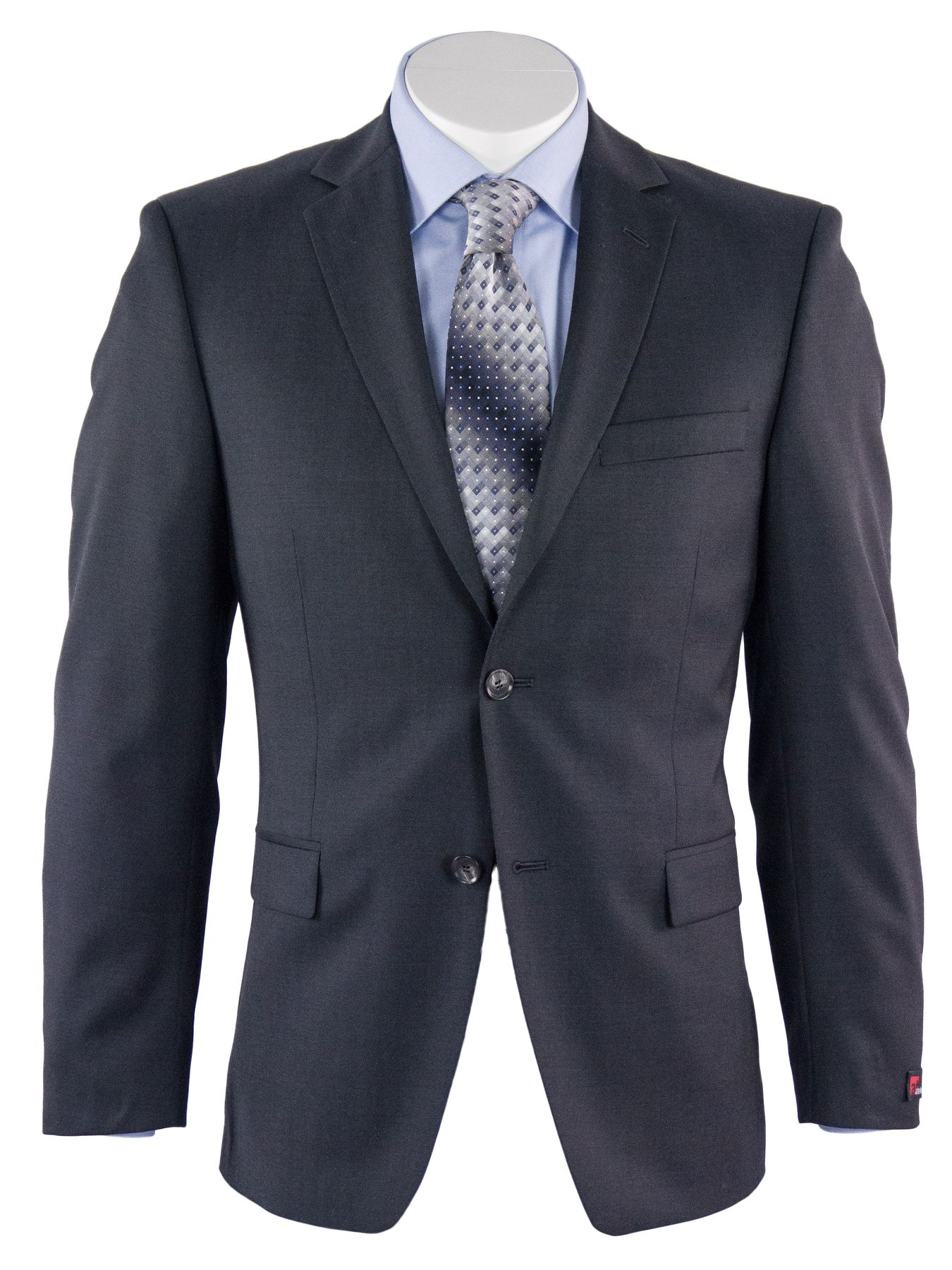 Atelier Torino - Modern Fit - Herren Baukasten Anzug aus reiner Schurwolle, Weber: Marzotto, Roma SS/Aldo (07044) – Bild 7